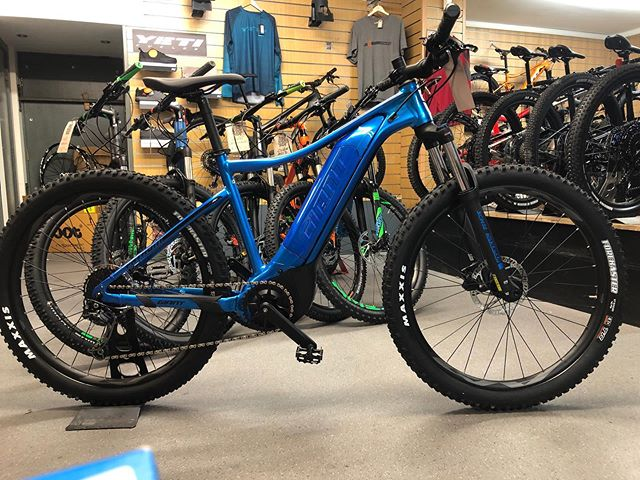Now bikes arriving daily. Check out this Giant Fathom E+3 ebike coming in under £2k!