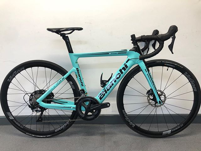 Bianchi Aria e-road 50cm test bike for sale!  The ultimate in ebike technology weighing less then 11.9kg! Shimano Ultegra hydro disc groupset.  Mint condition and hardly been ridden. Full warranty. 2020 RRP £4600. Sale price £3450!!