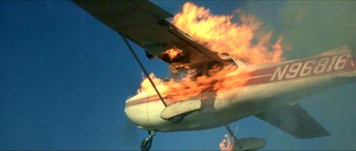 Civilian plane shot down - A