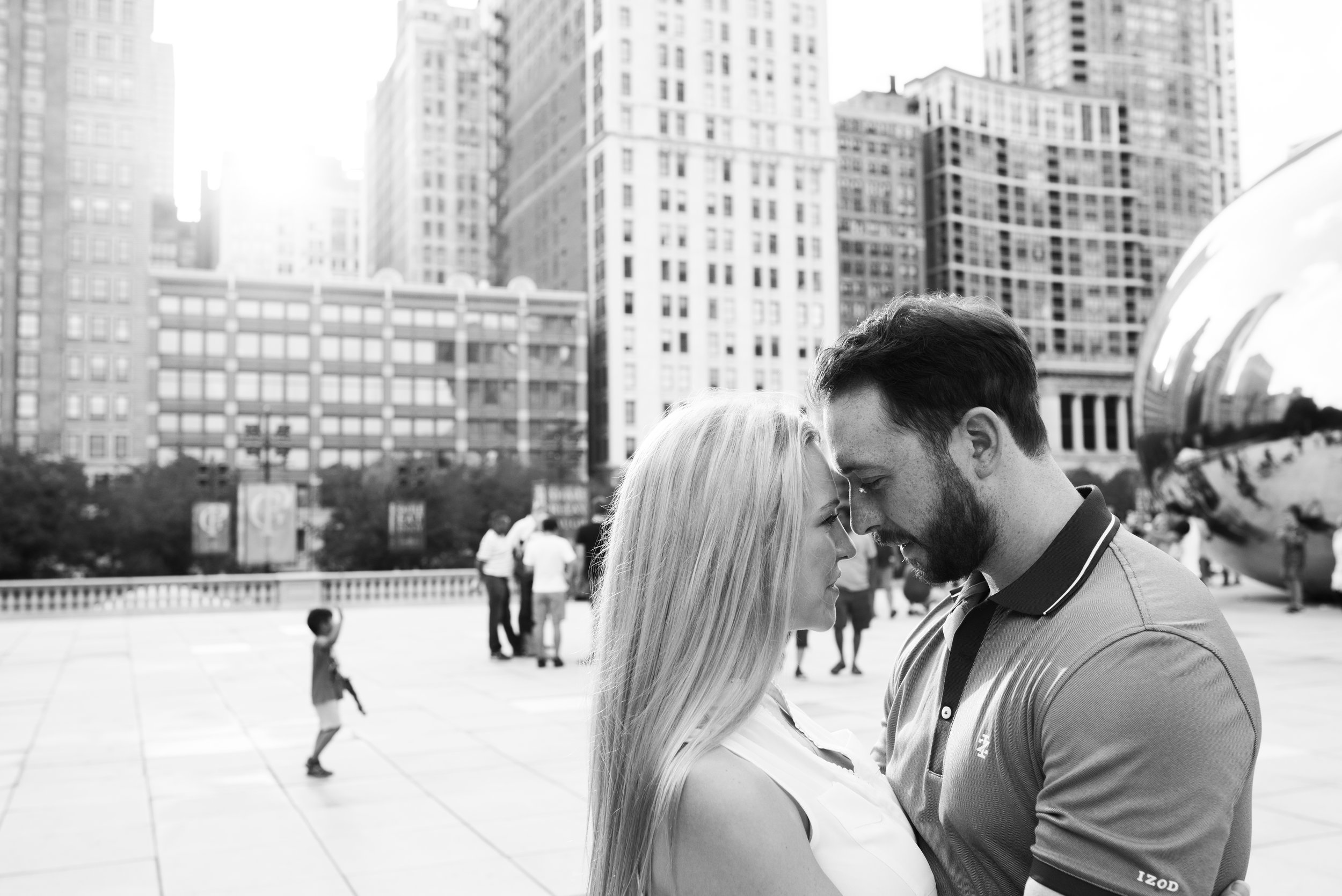 Chicago Engagement - The Bean