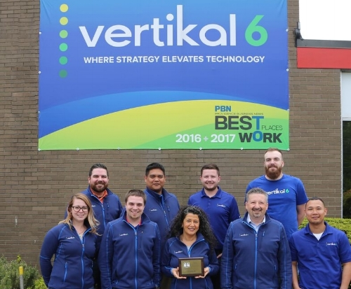 Technology Company Challenge   Vertikal6