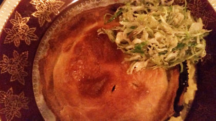 Tortiere: The classic French-Canadian meat pie has been reimagined. Graham Hicks