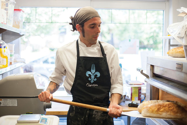 Chartier restaurant in Beaumont is home to the baker who won the Canadian Food Championships in the seafood category. This fall, Jesse Woodland will compete in the World Food Championships.