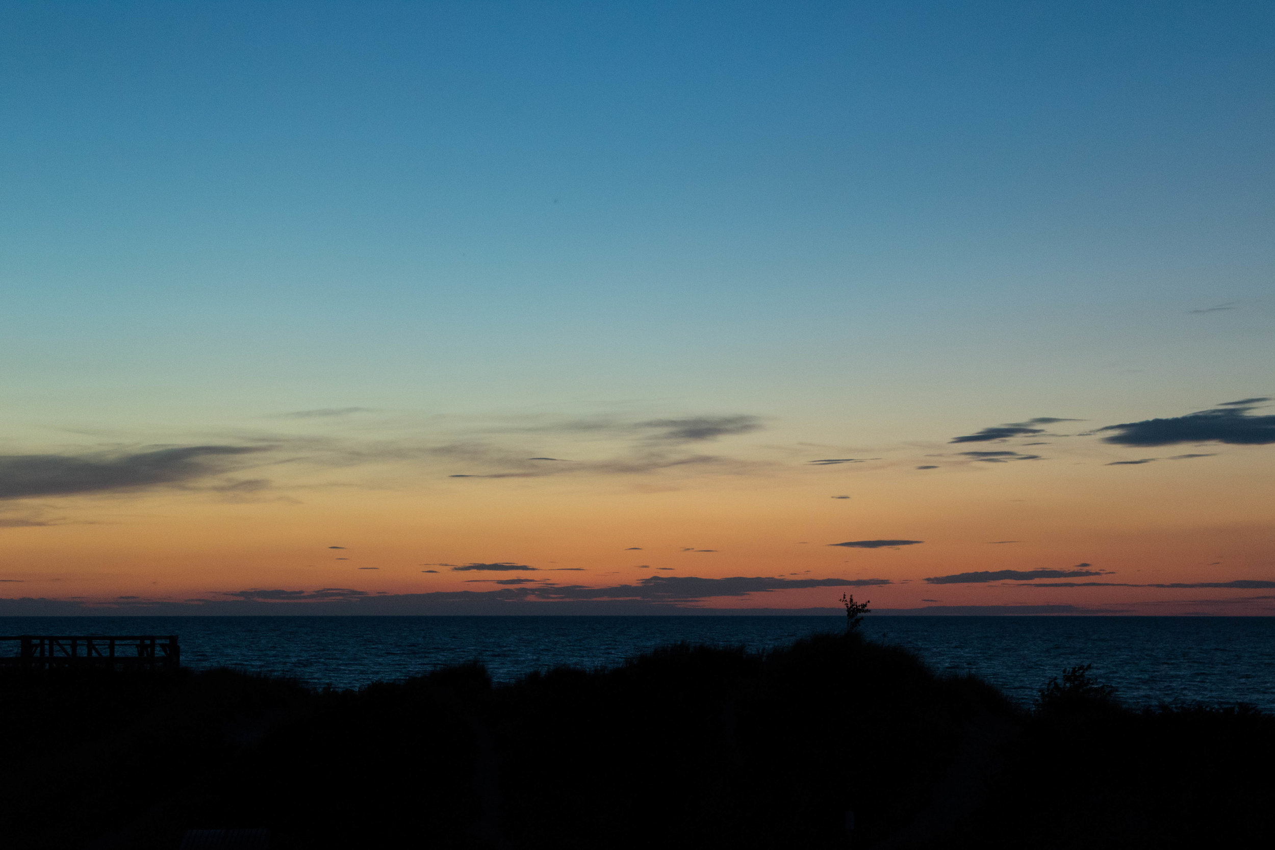 Sunset-Over-Lake-Huron-The-Pinery-Ontario-Canada-Photography