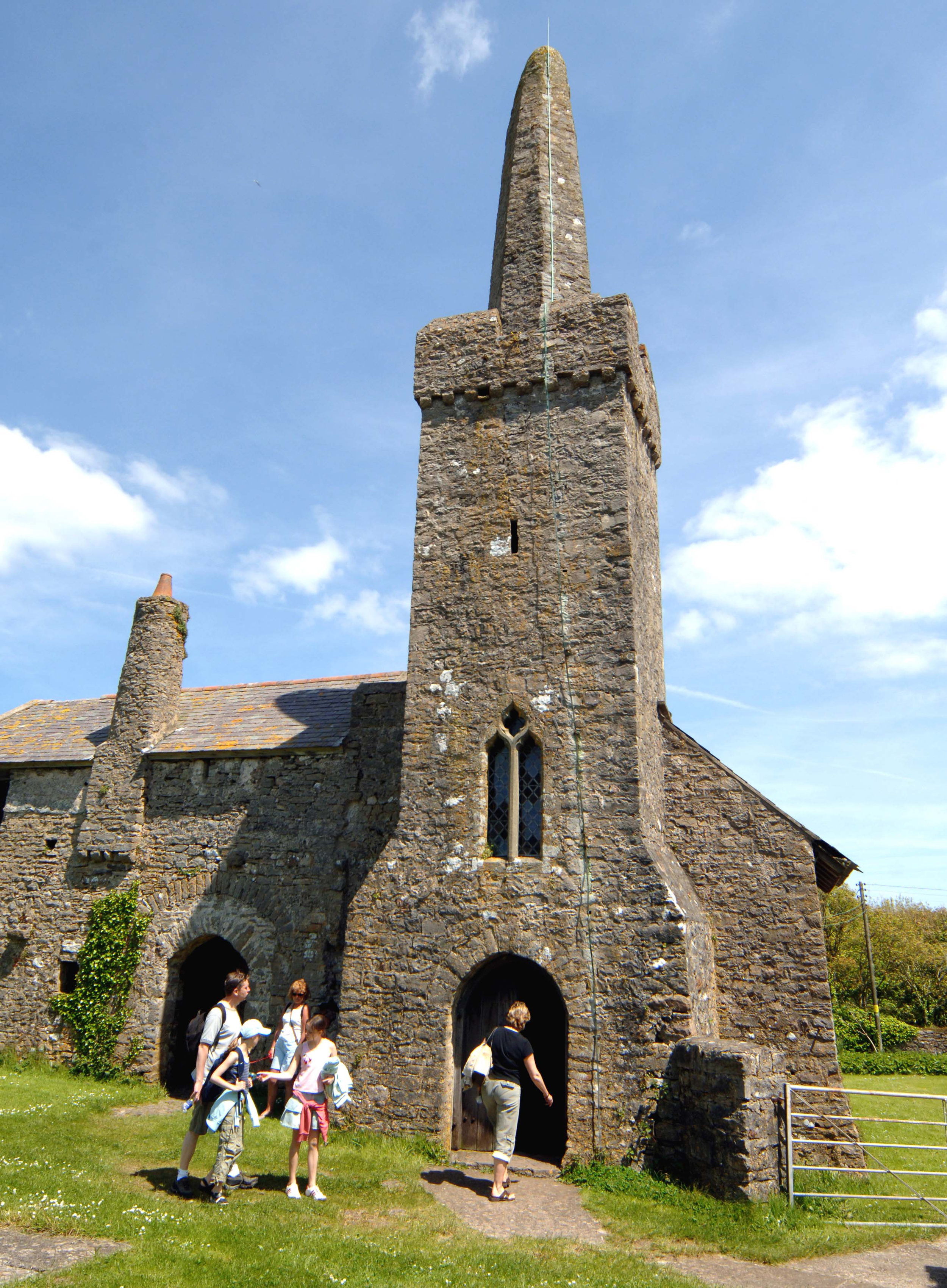 St Illtyd's Church