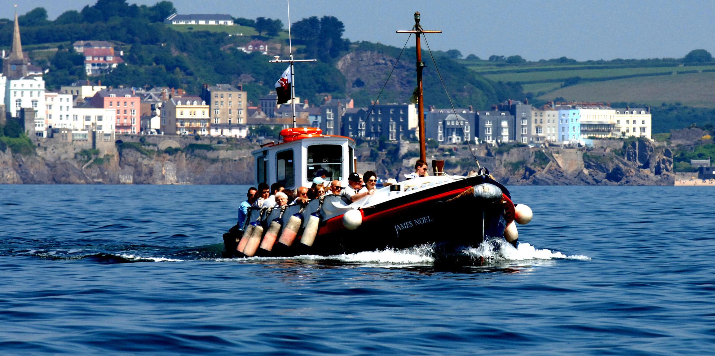 Caldey boat and Tenby copy.jpg