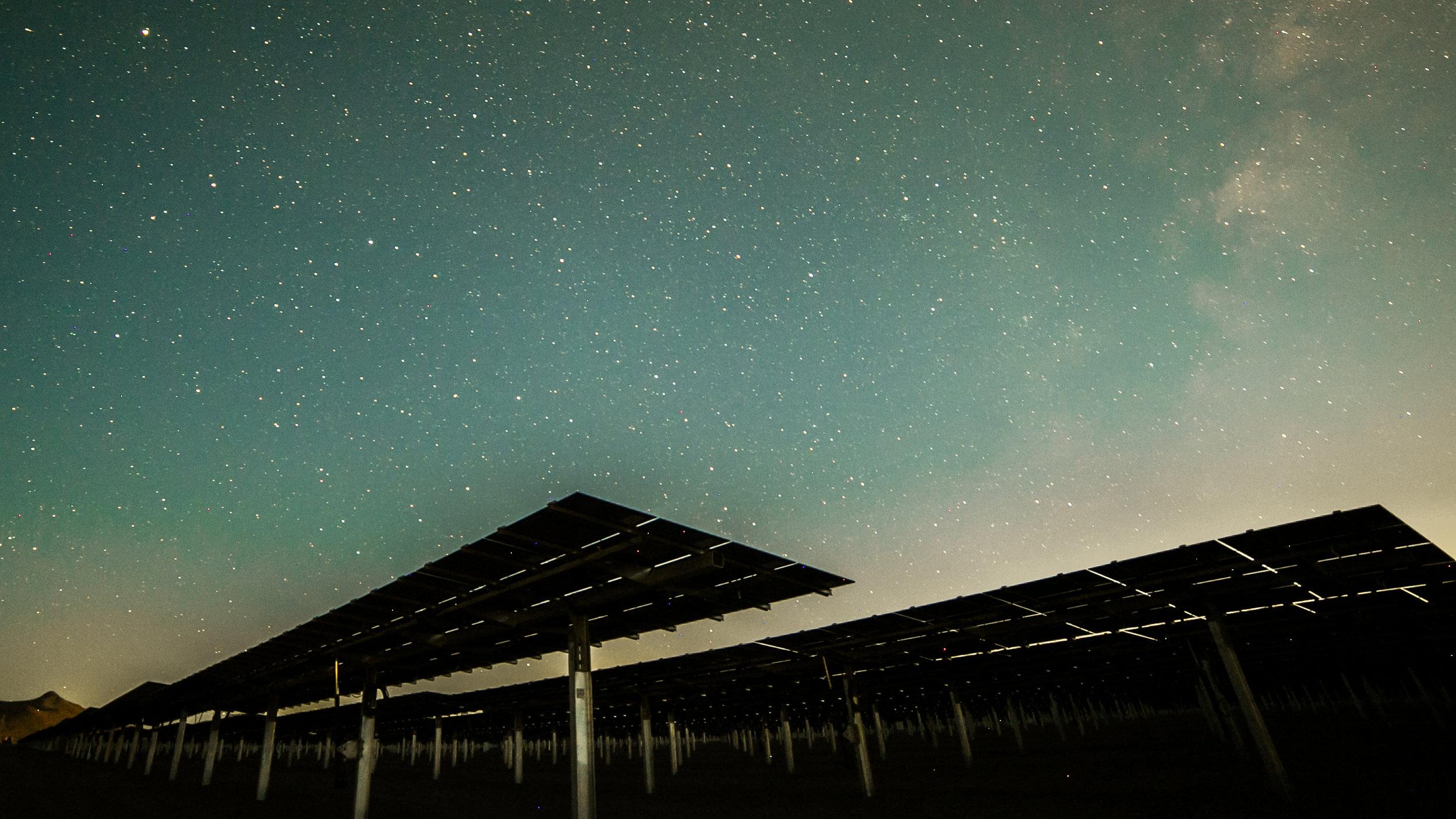 C-Quest Capital Solar Plant Chile