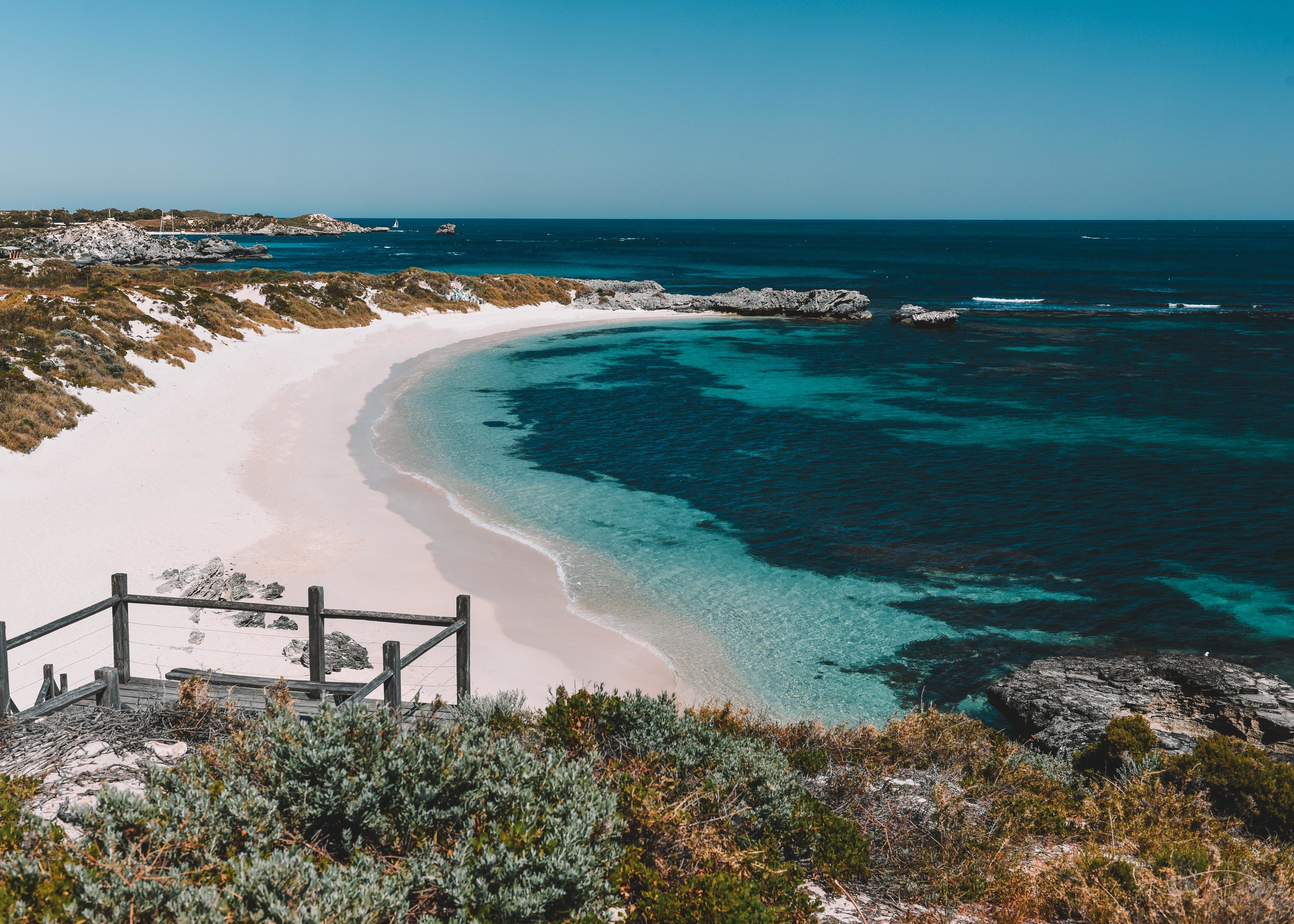 Exploring Rottnest Island on Bikes