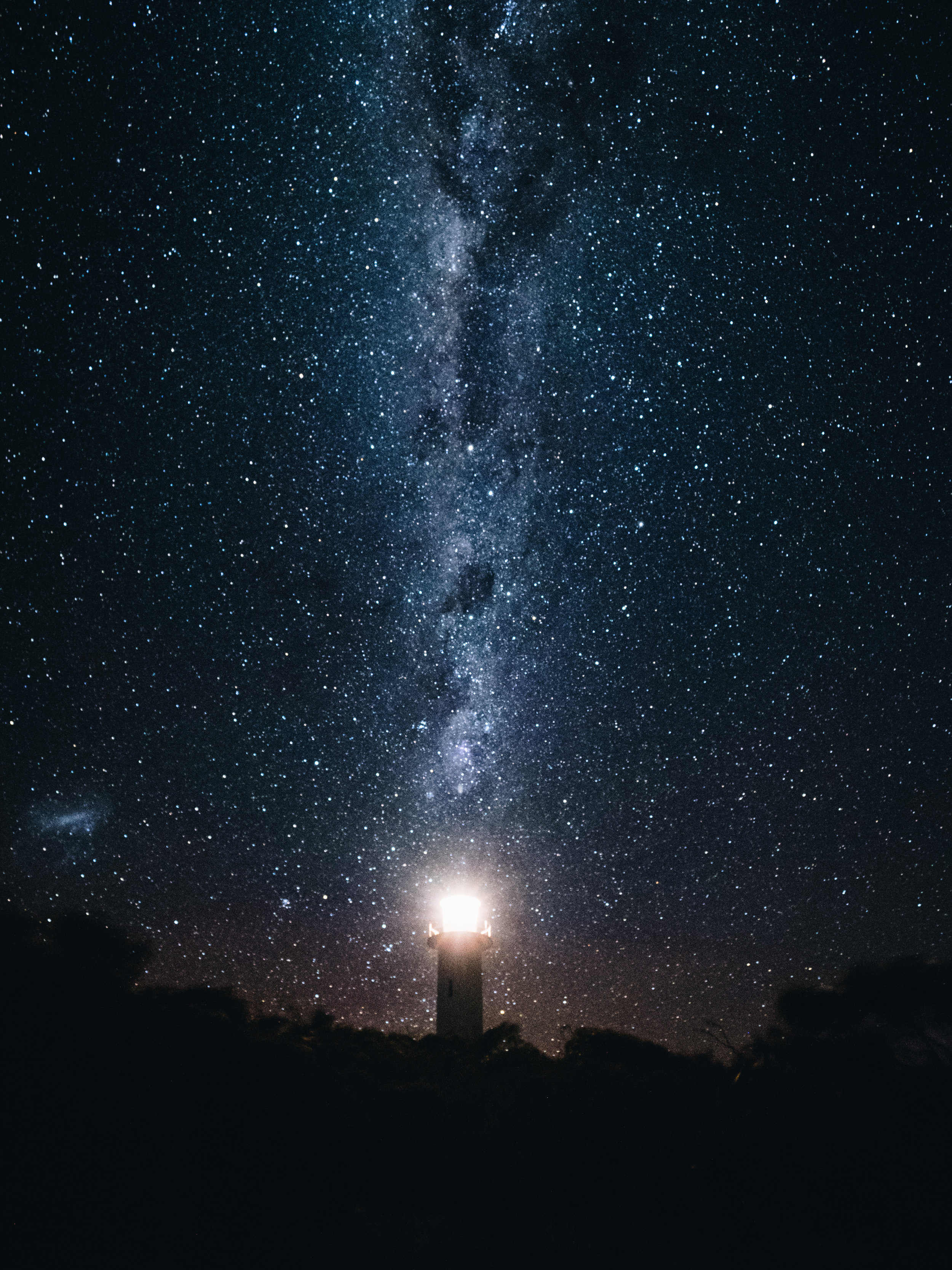 Cape Tourville Lighthouse, Freycinet National Park, Tasmania
