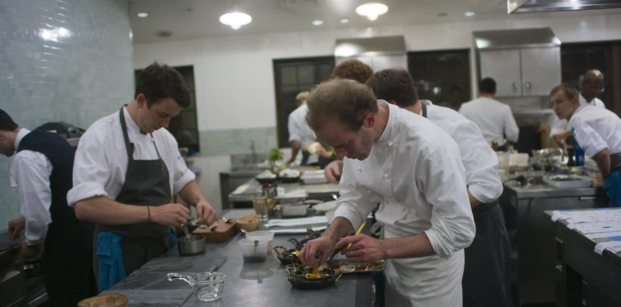 Dan Barber's Blue Hill Restaurant Chef's Table, Netflix