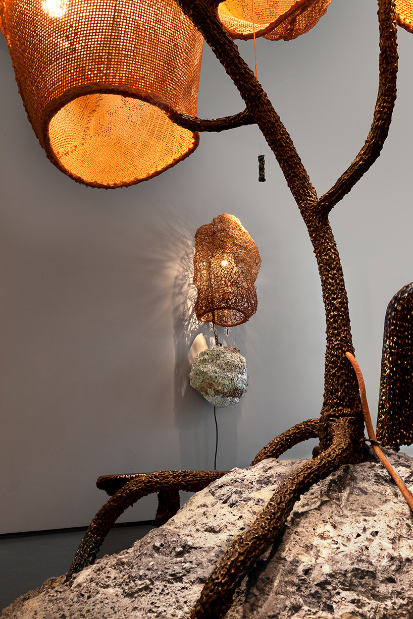 Nacho Carbonell at the Carpenters Workshop Gallery in Paris 12