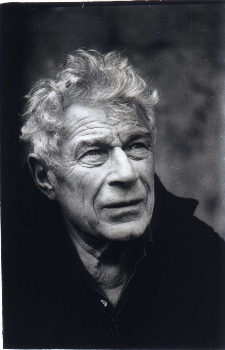 John Berger by Jean Mohr