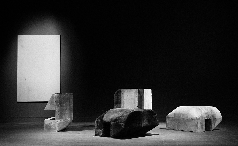 Rick Owens's Furniture on Anniversary Magazine