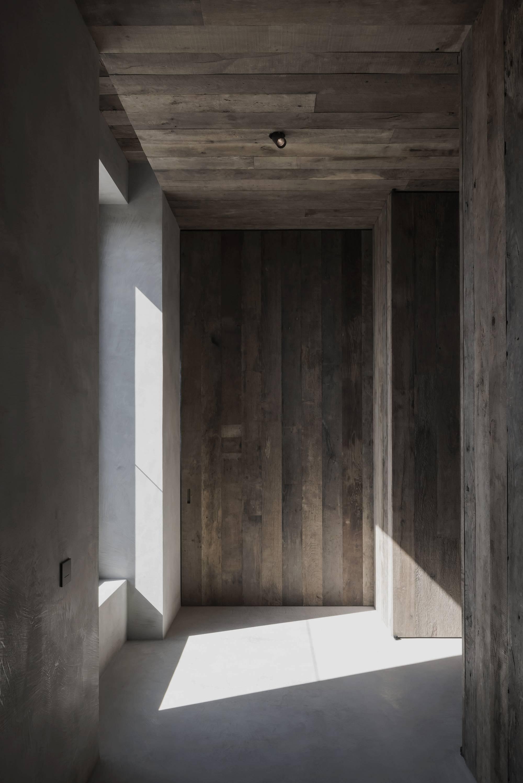 C Penthouse in Antwerp by Vincent Van Duysen on Anniversary Magazine