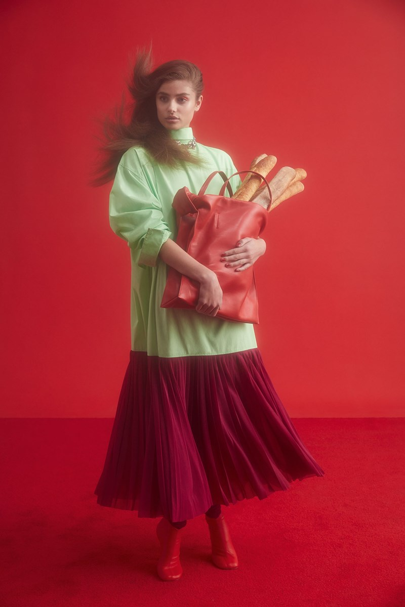 CHRISTIAN LACROIX BY Roe Ethridge AND Katie Shillingford