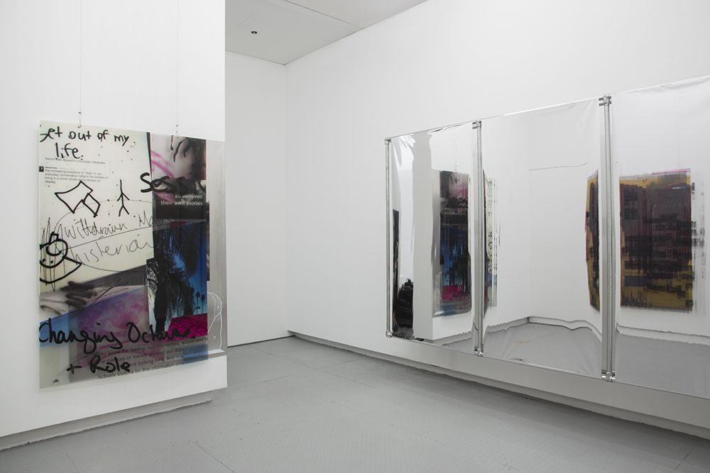 Installation view, Viruses Worth Spreading, 2017 - Photograph Courtesy of  Arsenal Contemporary