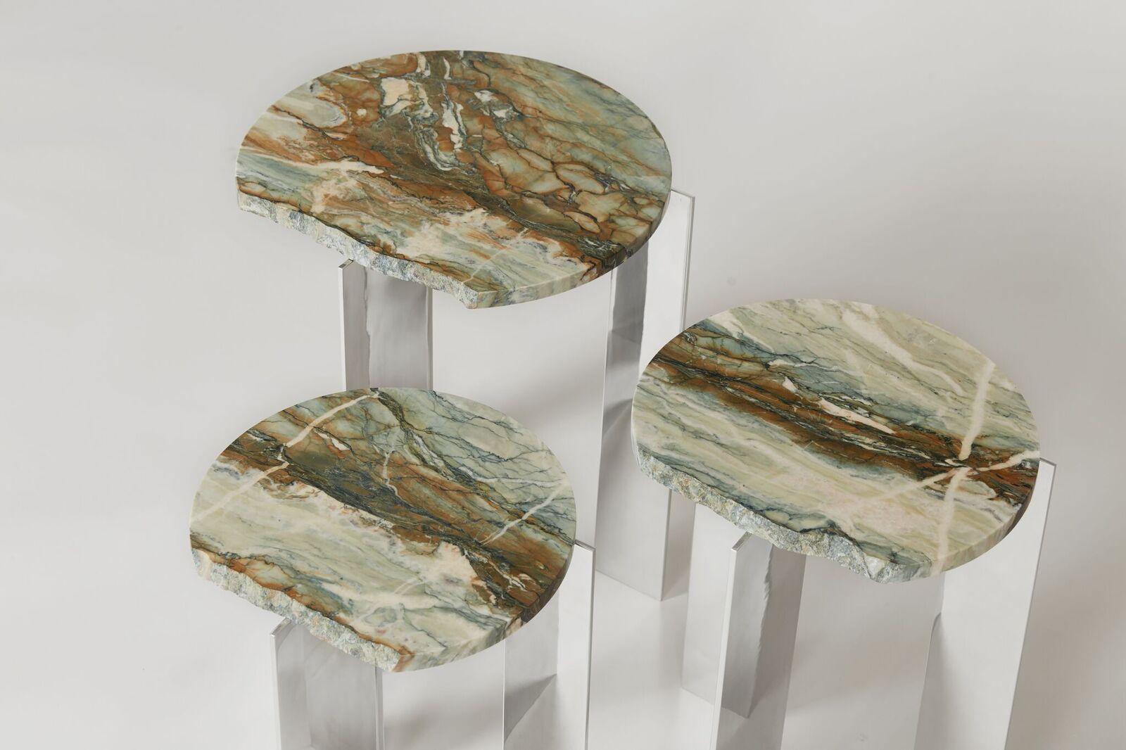 PELLE Design Studio -  Lost and Found Table