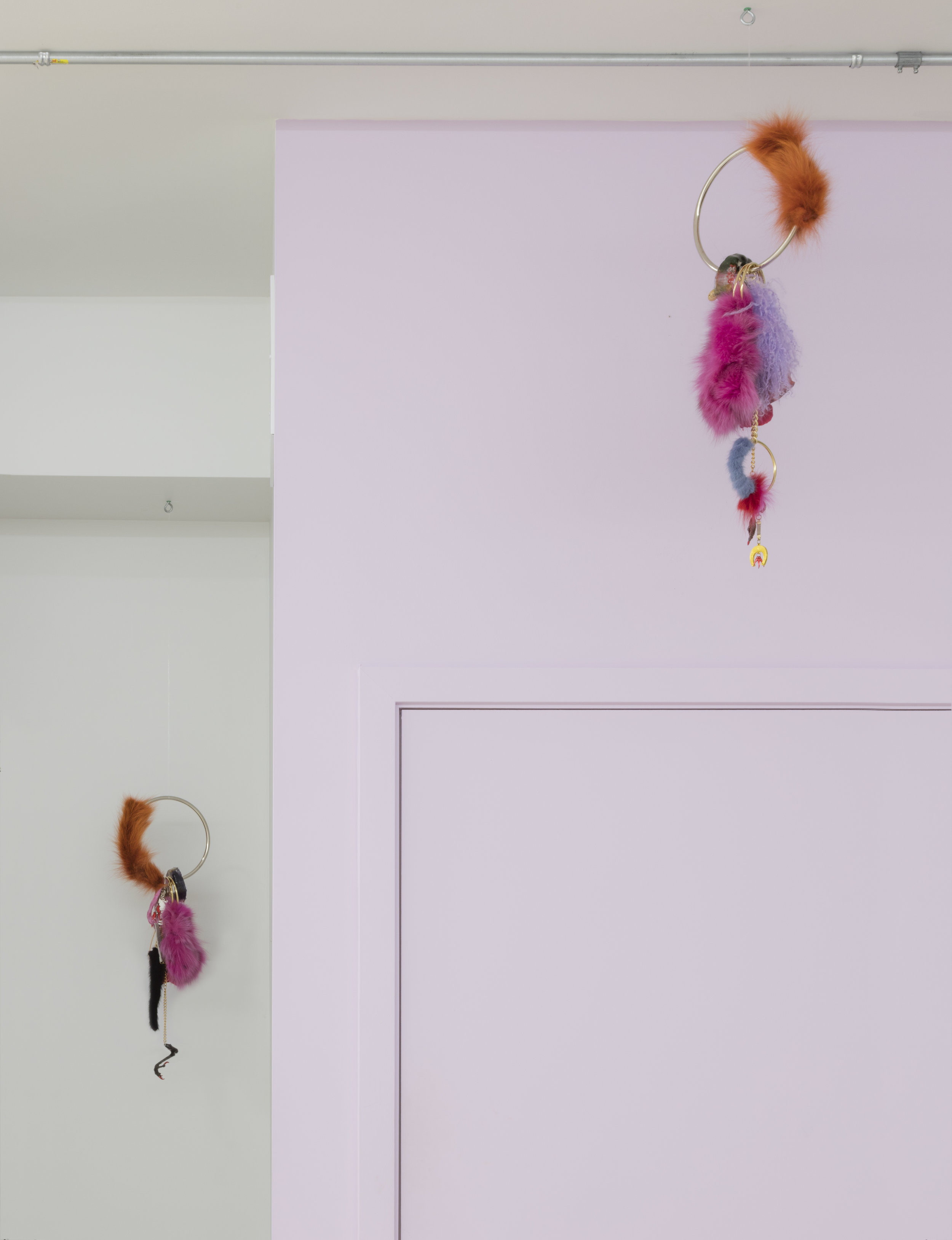 Athena Papadopolous in collaboration with MCC, Untitled & Untitled, 2016.  Image courtesy of L'Inconnue.