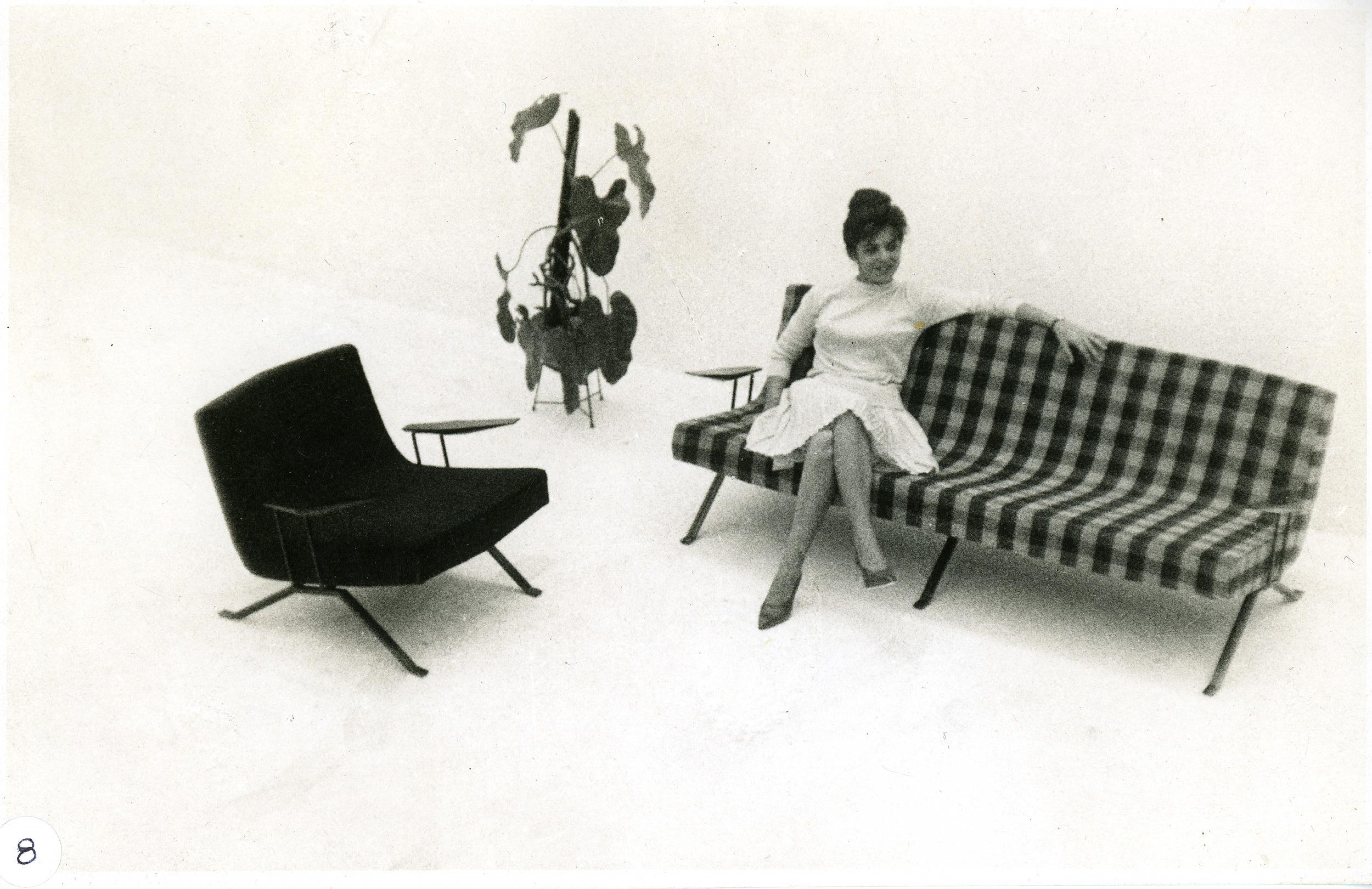 Percival Lafer on Anniversary Magazine