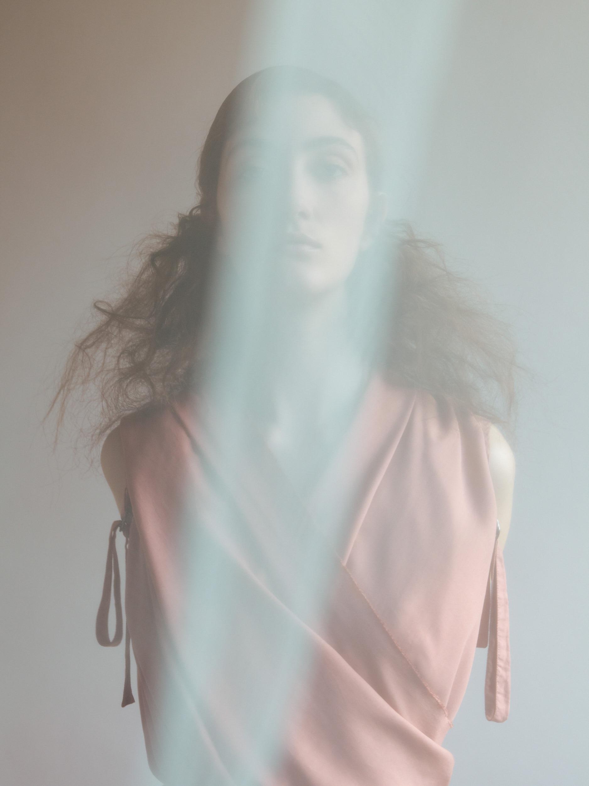 Pink Draped Top by Vivienne Westwood