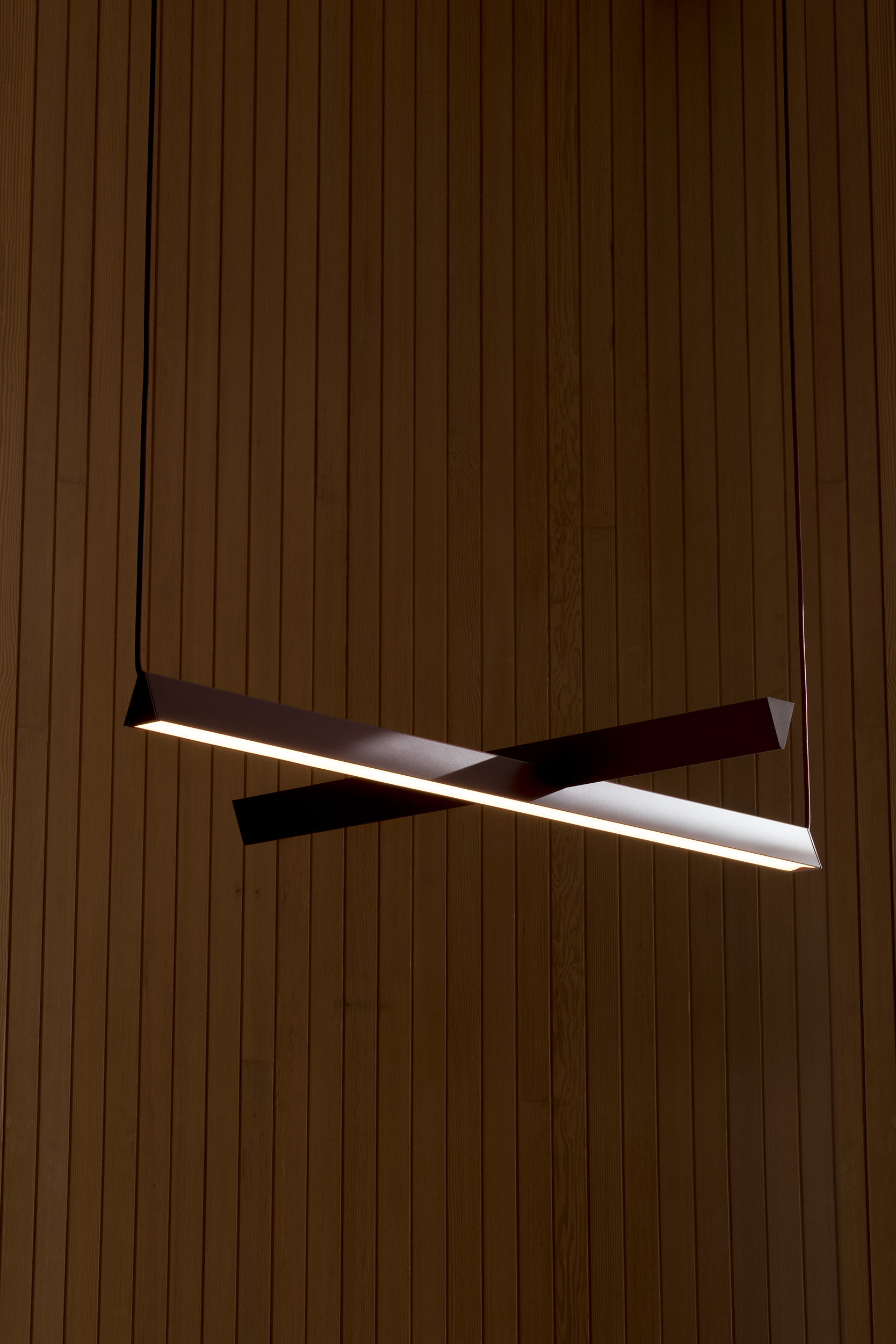 Lighting Design Studio Lambert & Fils Launches the Mile Collection on Anniversary Magazine