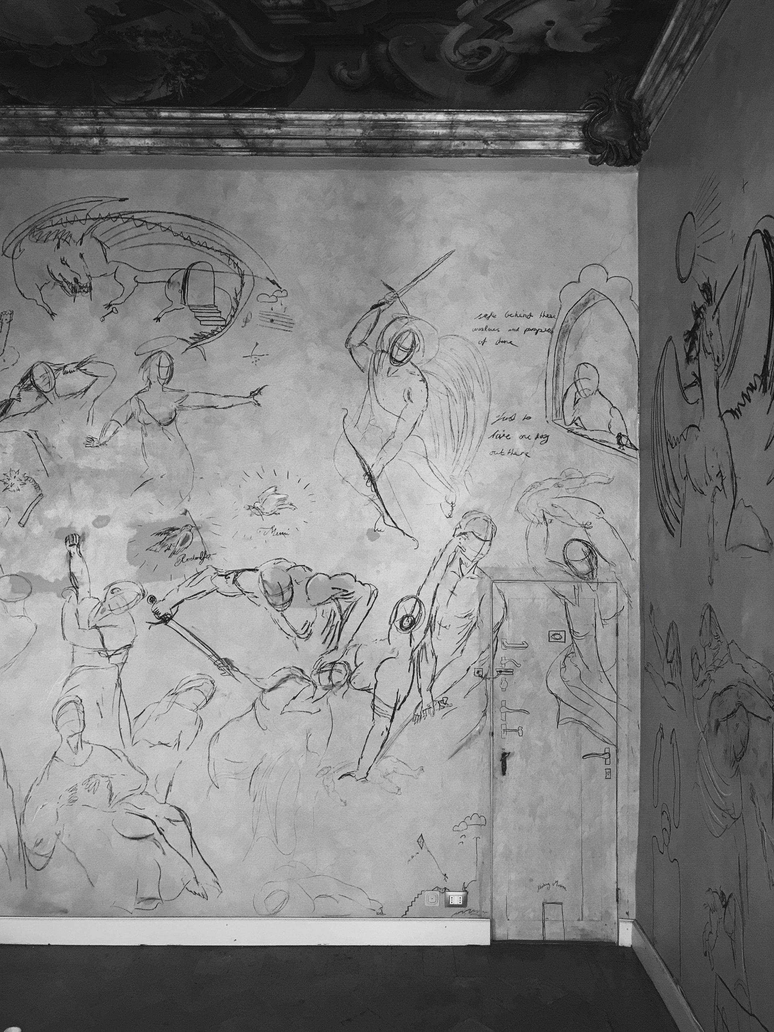 Into The Melancholic Truth of Leonardo Christian Anker Amadeus Vandal on Anniversary Magazine