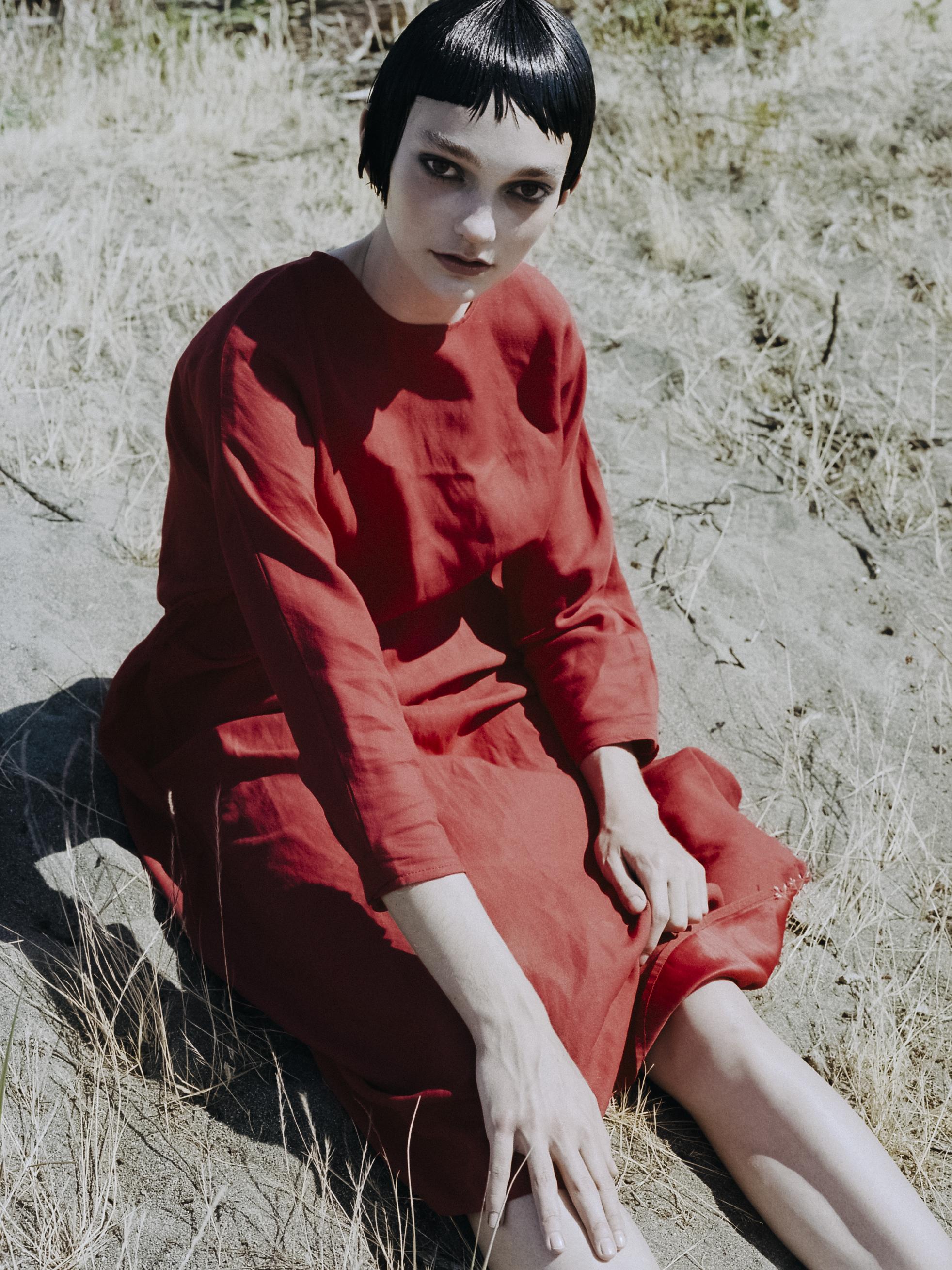 5 Juillet by Laura Baldwinson on Anniversary Magazine