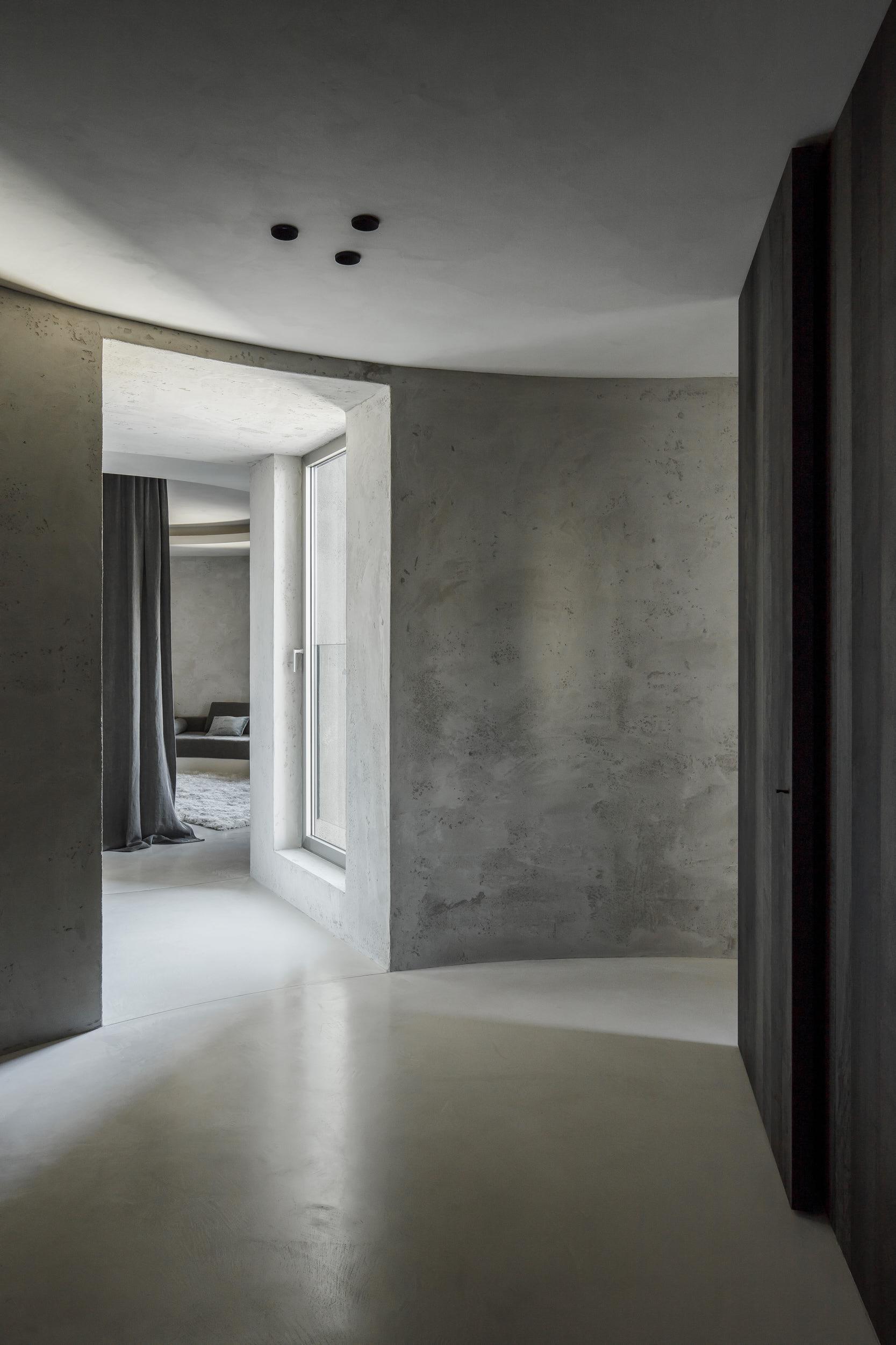 Silo Apartment by Arjaan de Feyter on Anniversary Magazine
