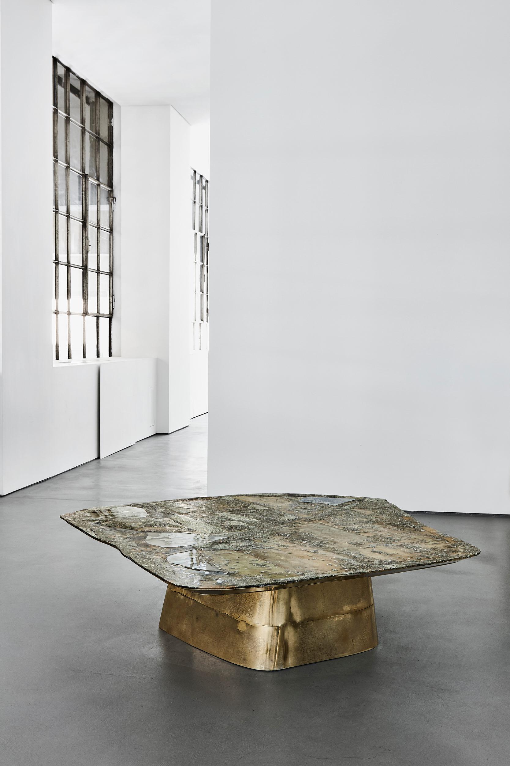 En Plein Air : Vincenzo De Cotiis' Latest Show at Carpenters Workshop Gallery, London on Anniversary Magazine