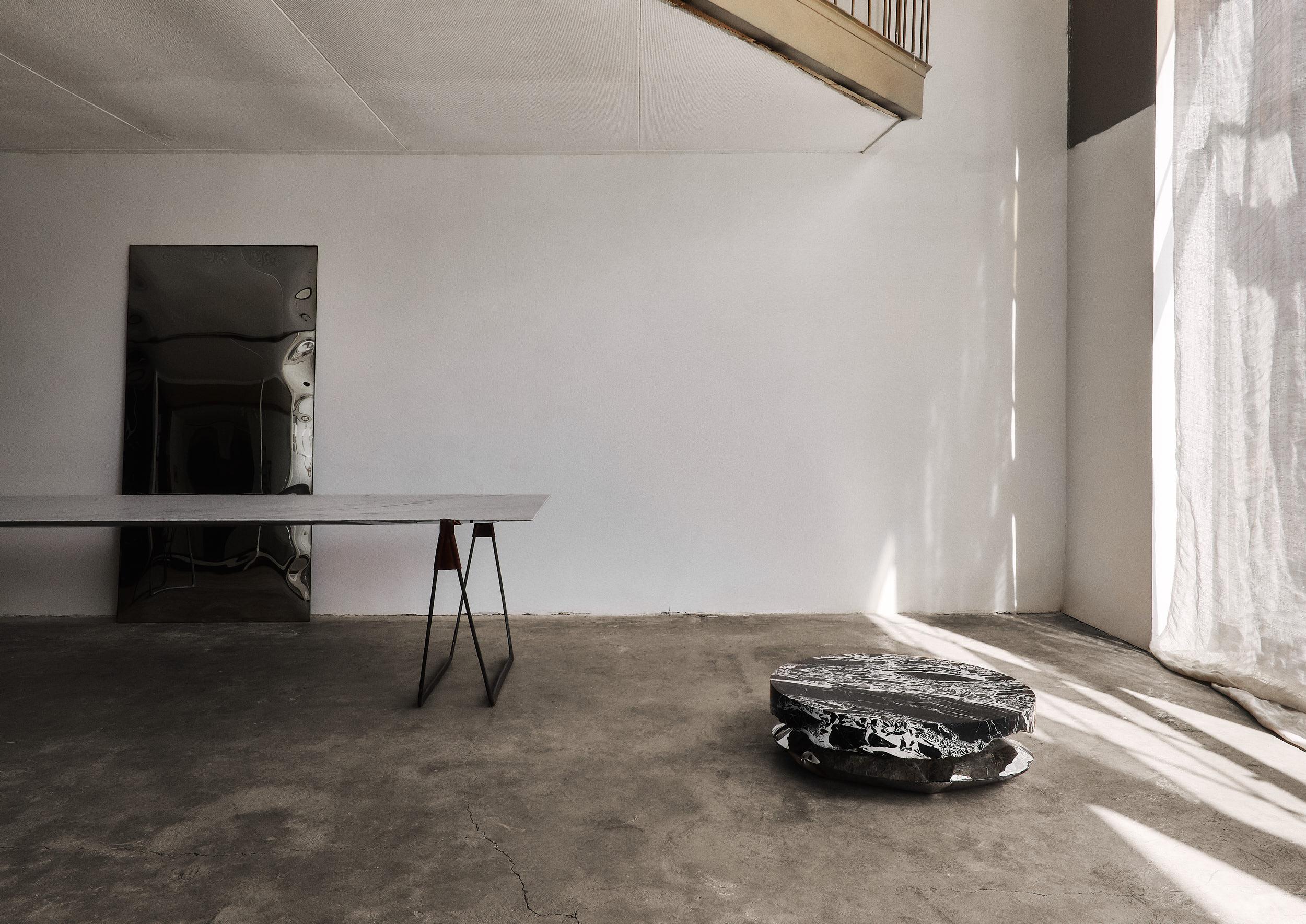 In Conversation with Ben Storms, the Belgian Designer Giving Lightness to Marble on Anniversary Magazine © Alex Lesage — threefold