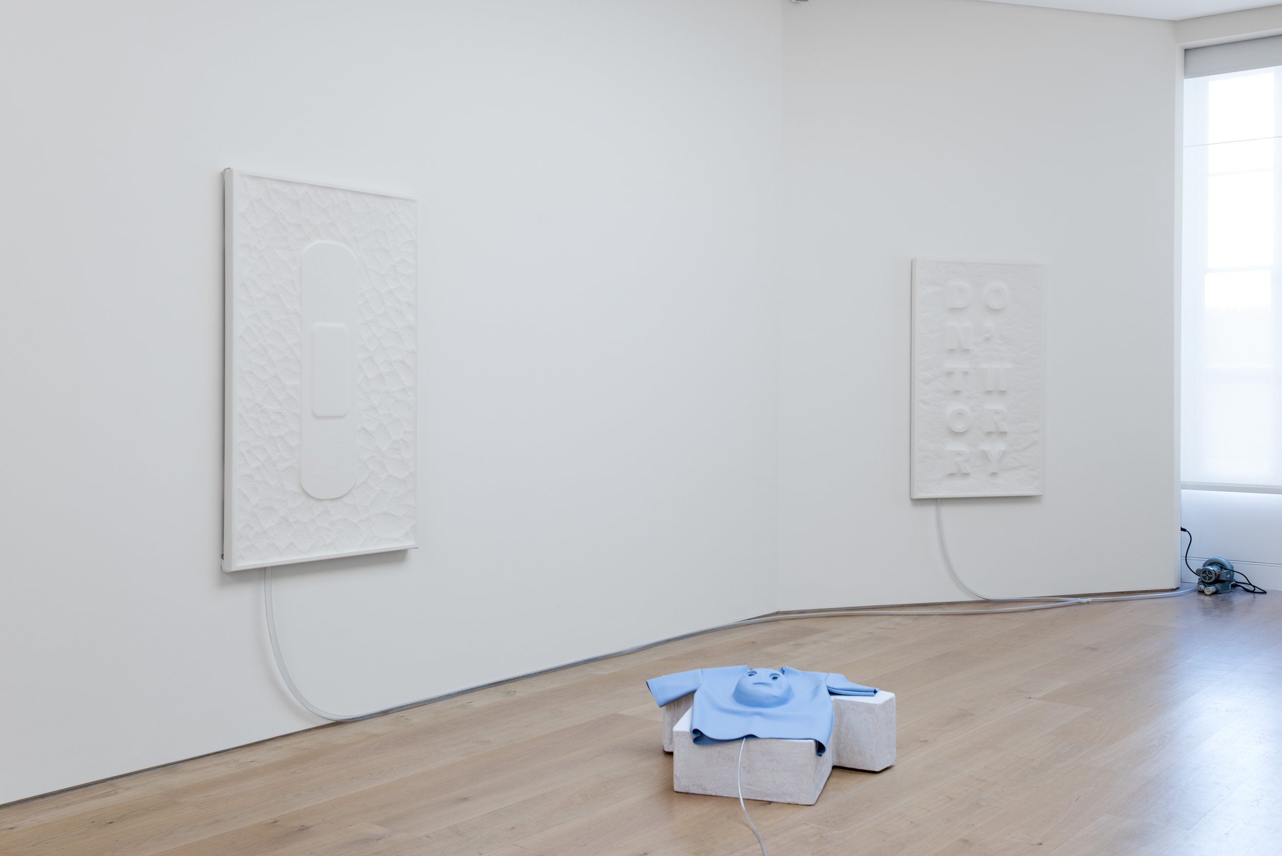Antoine Catala. Everything is Okay-Season 2. Marlborough Contemporary London_Installation View 8.jpg