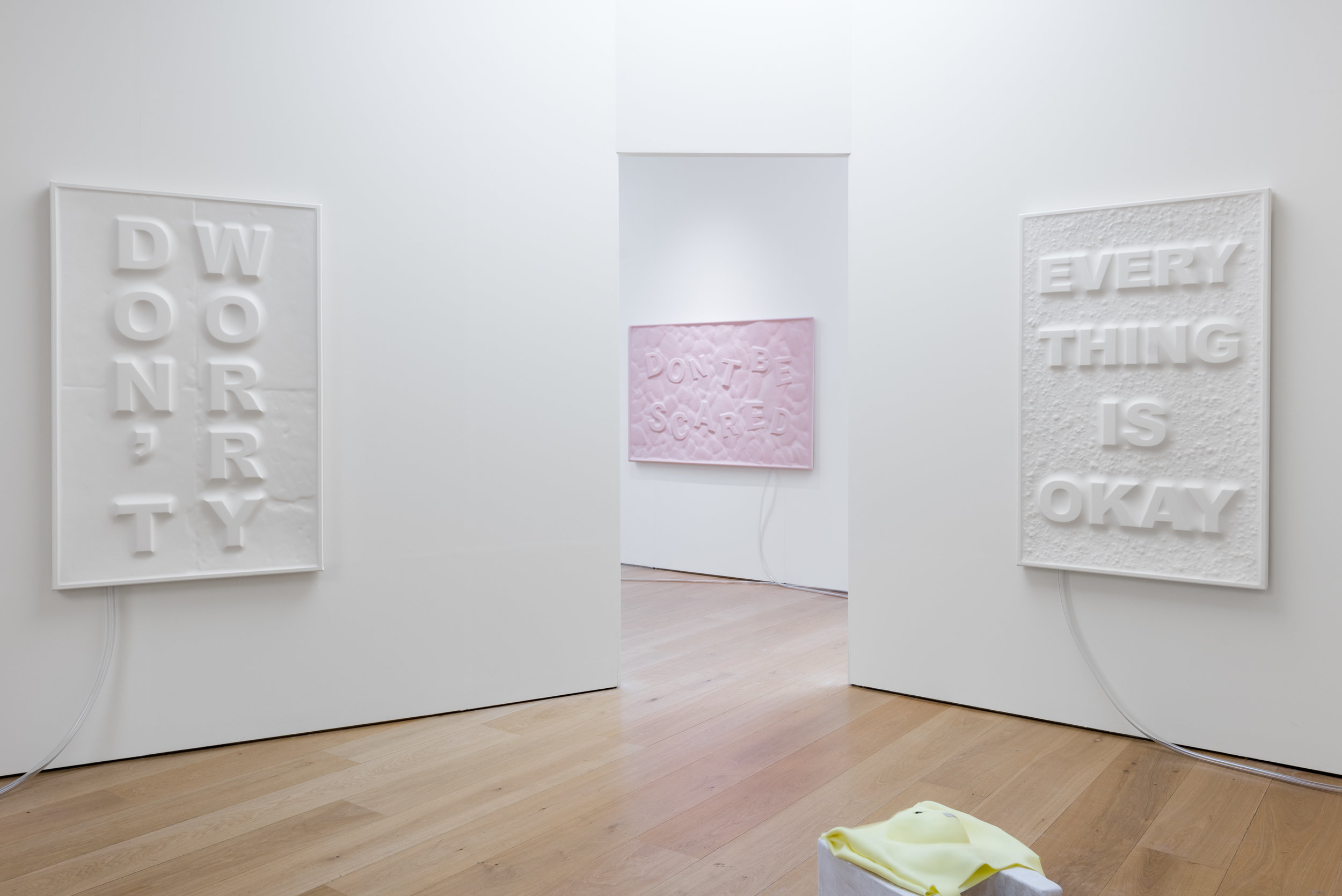 Antoine Catala. Everything is Okay-Season 2. Marlborough Contemporary London_Installation View 17.jpg