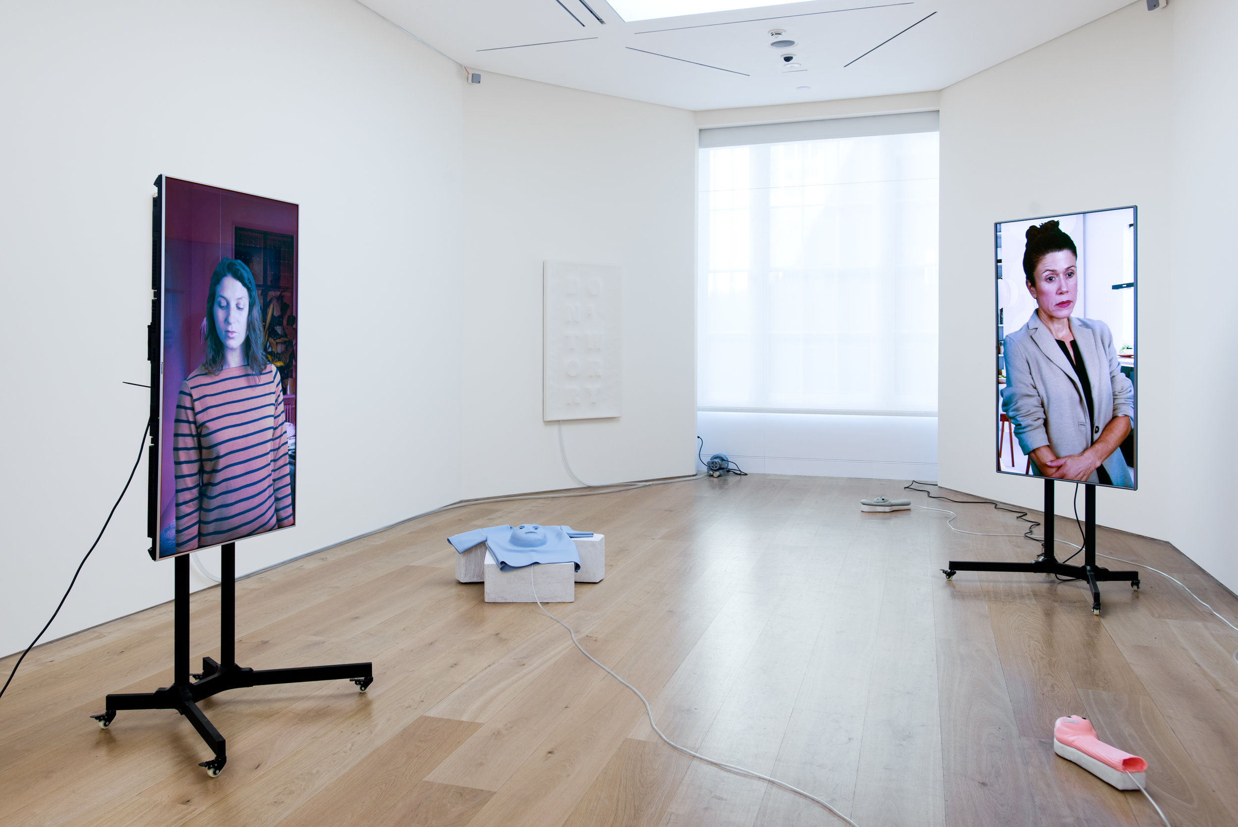 Antoine Catala. Everything is Okay-Season 2. Marlborough Contemporary London_Installation View 7.jpg