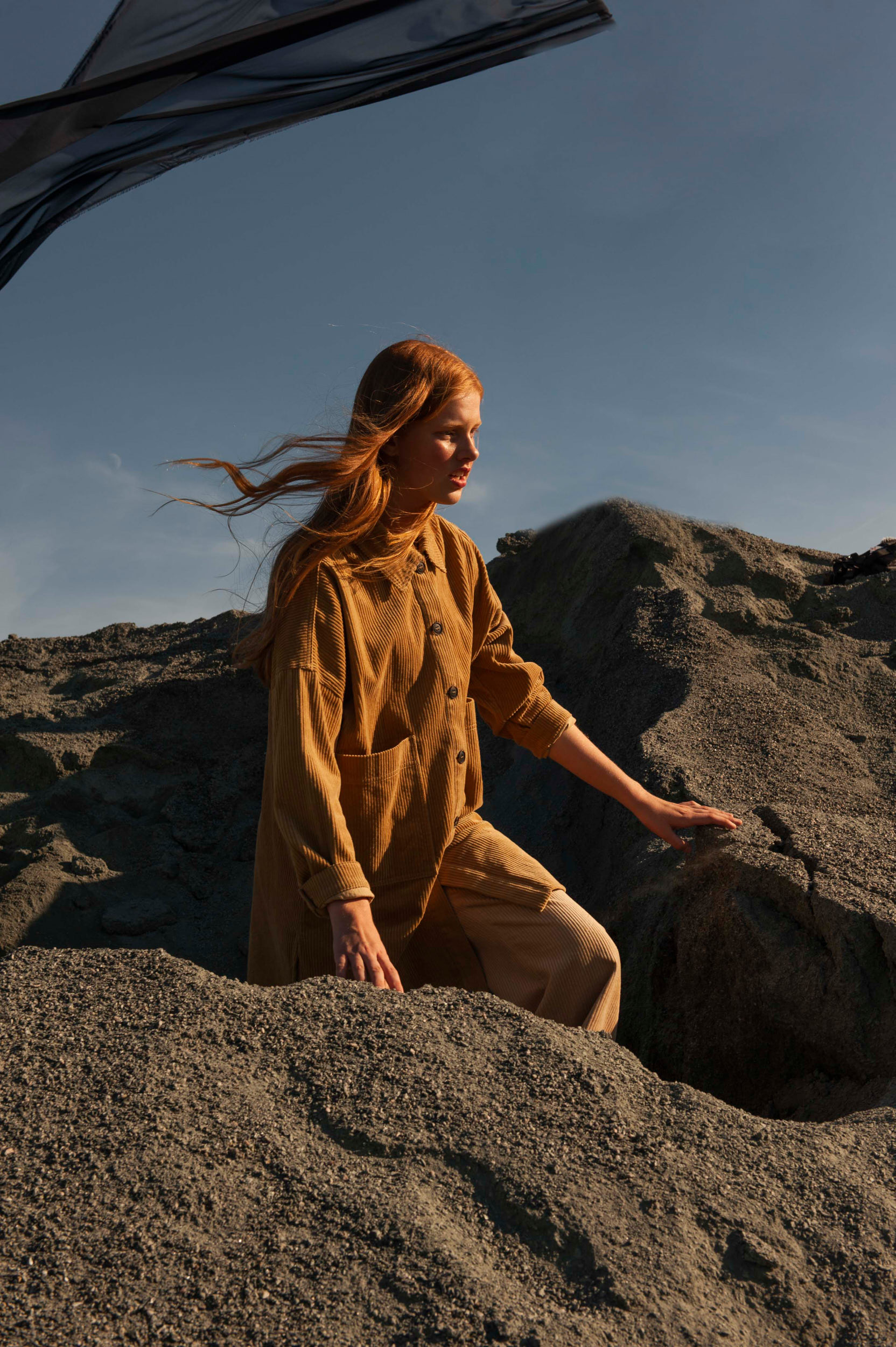 North Camp by Photographer Laurie Basset on Anniversary Magazine