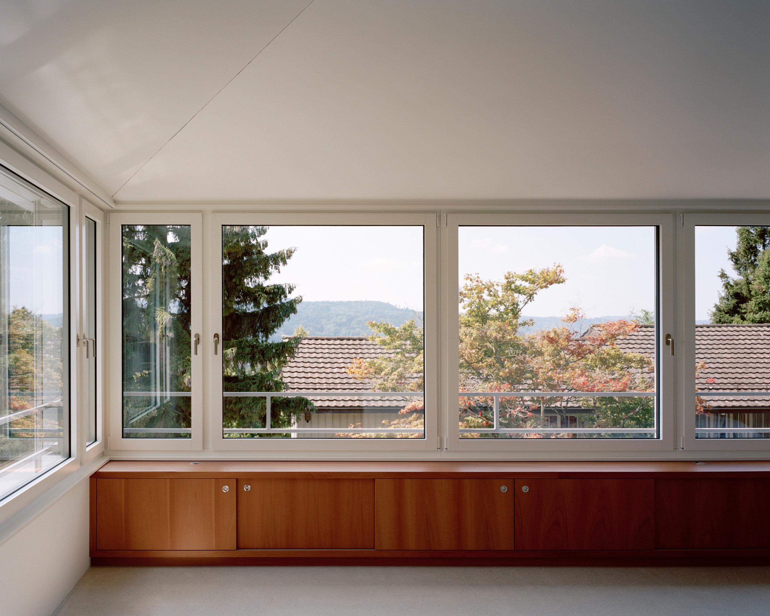 House in Winterthur by Cyrill Dettling Architekturstudio and Schoop de Santis Architekten on Anniversary Magazine