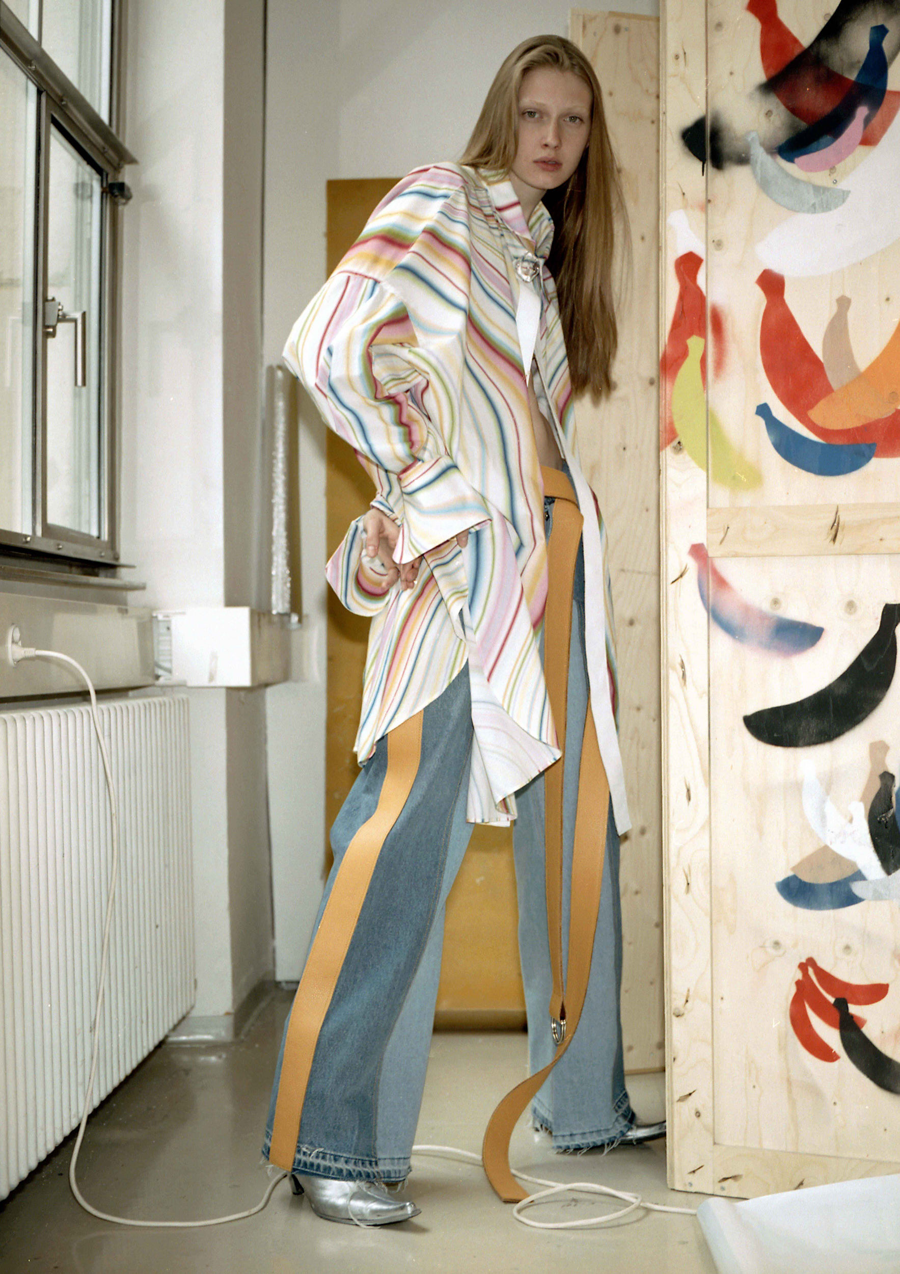In Conversation with Fashion Designer Marie-Ève Lecavalier — on the Importance of Transparency in Creation on Anniversary Magazine