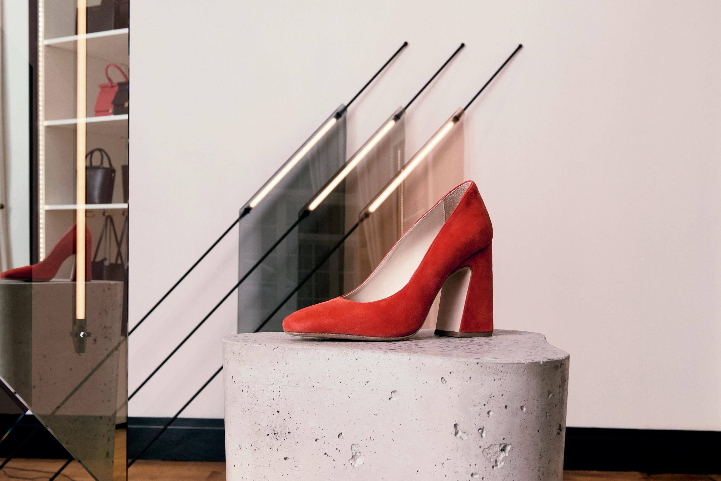 WANT Les Essentiels Kicks-Off New Designer Showcase Series with Bec Brittain: Perception + Reflection on Anniversary Magazine