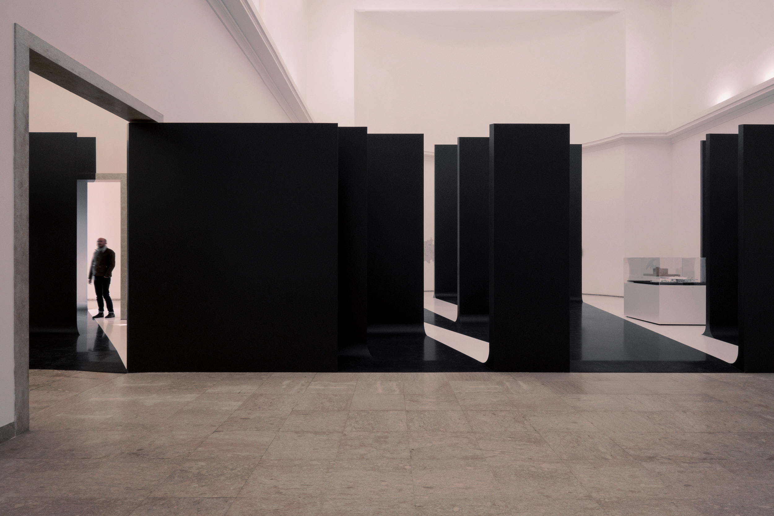 The German Pavilion: Unbuilding Walls curated by GRAFT and Marianne Birthler