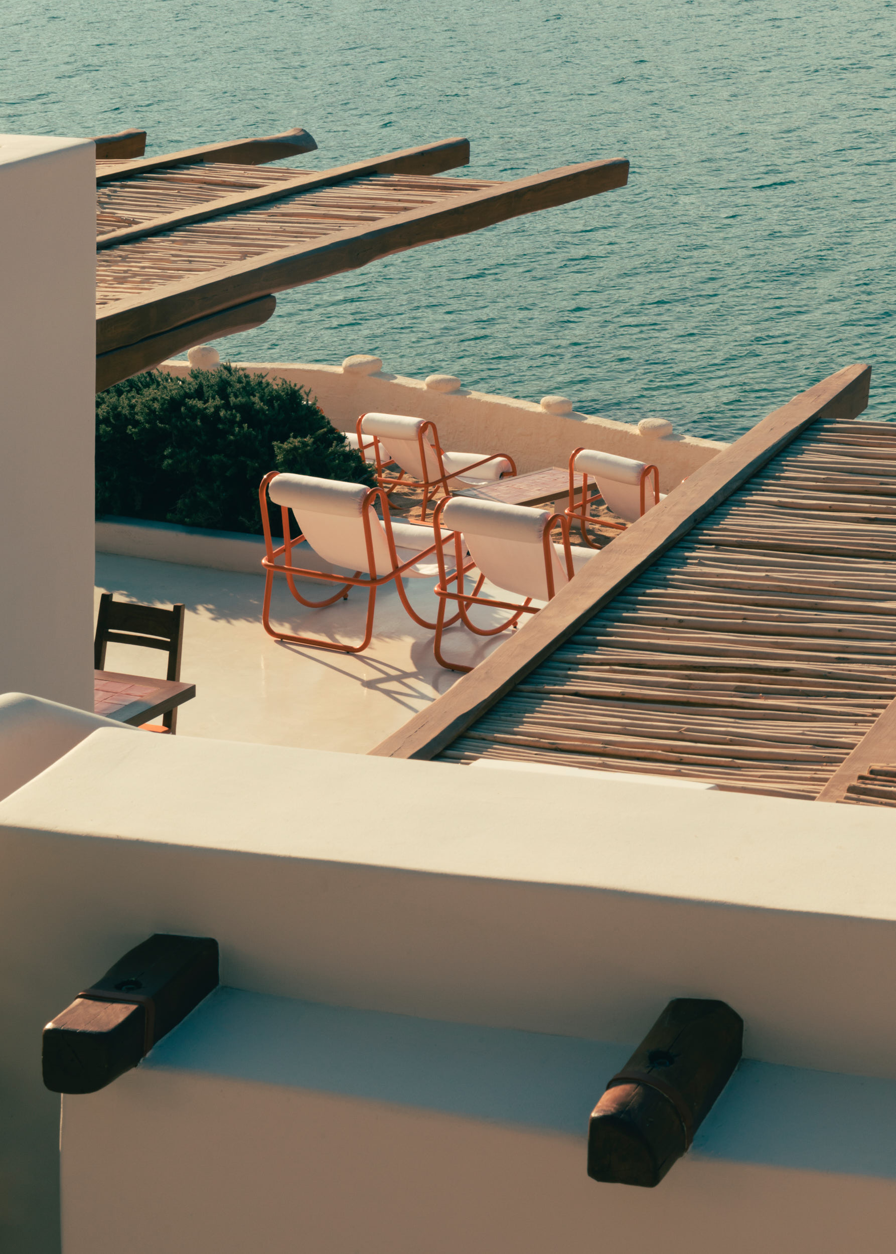 Ftelia Beach Club by Fabrizio Casiraghi on Anniversary Magazine