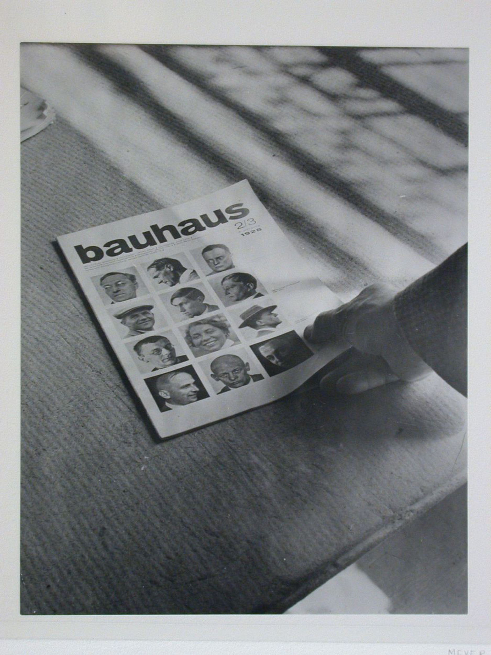 12 Years Of Bauhaus — anniversary magazine