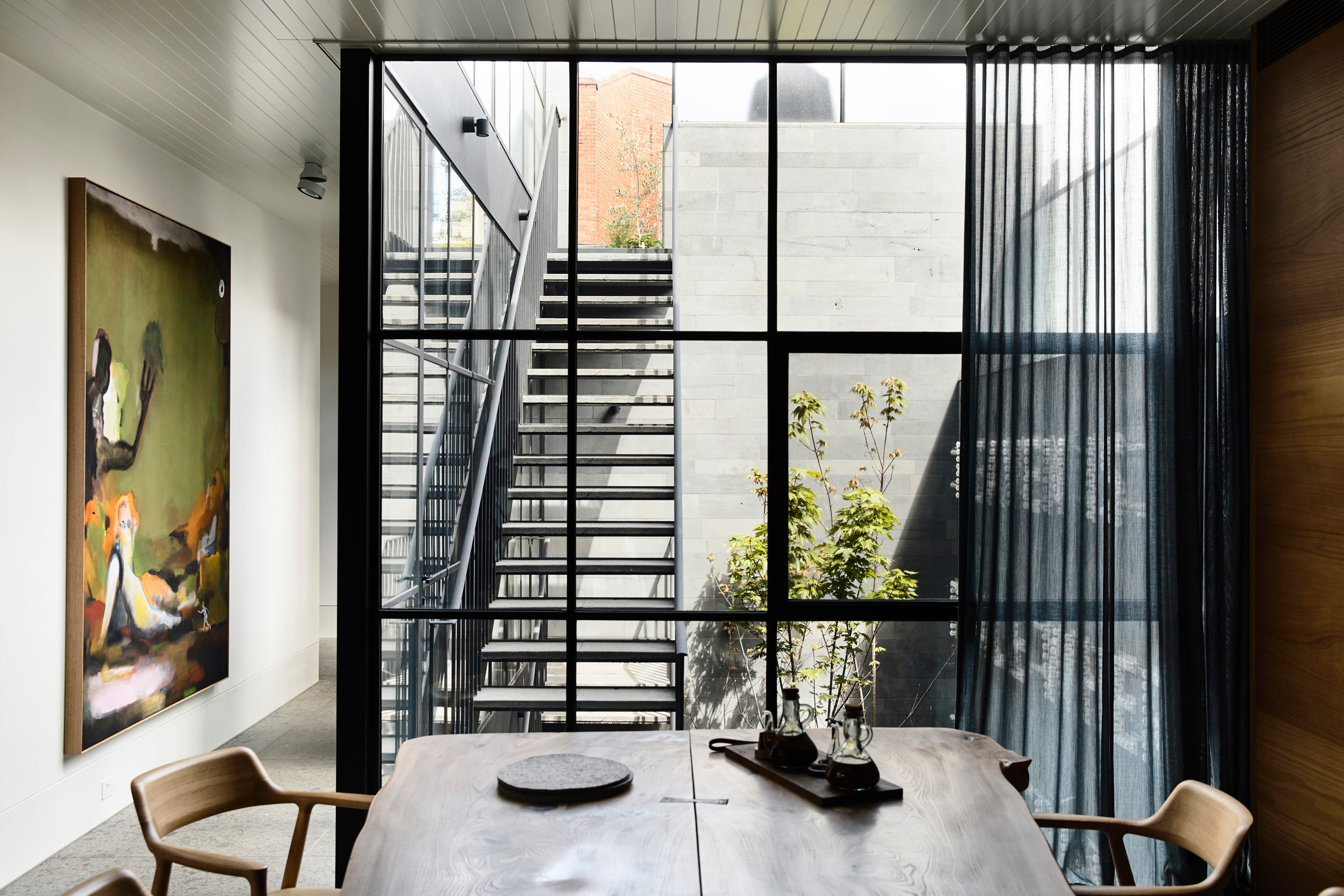 St Vincents Place Residence by B.E Architecture on Anniversary Magazine