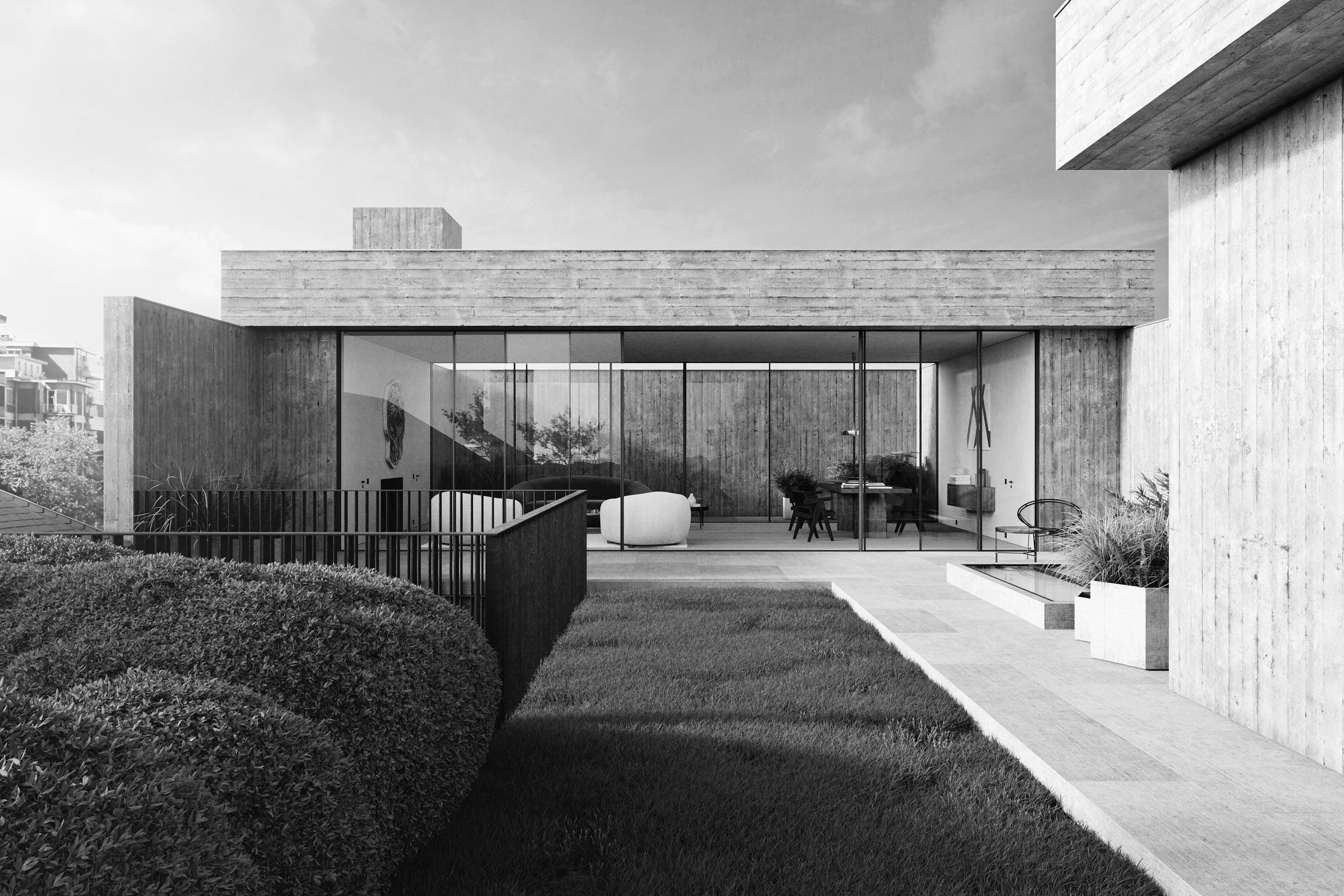 WV-OR Penthouse by Nicolas Schuybroek — Image by Claessens & Deschamps