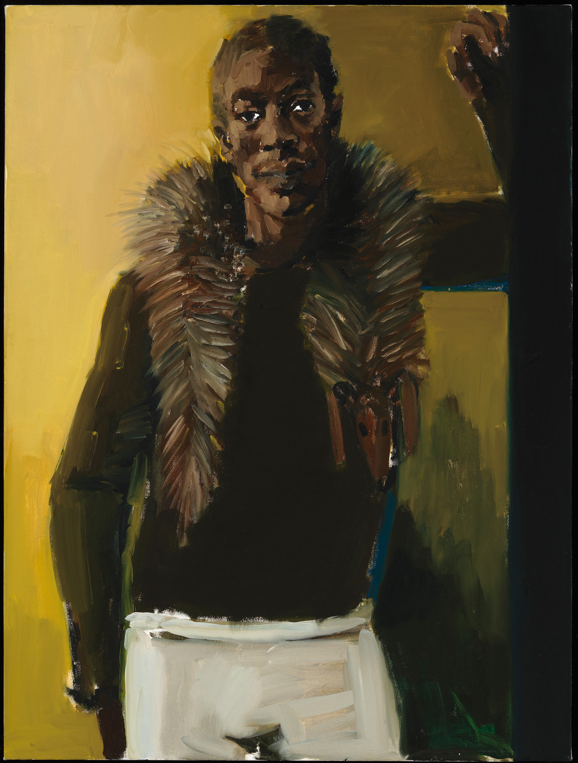 Image Courtesy of The Artist, Corvi-Mora, London and Jack Shainman Gallery, New York