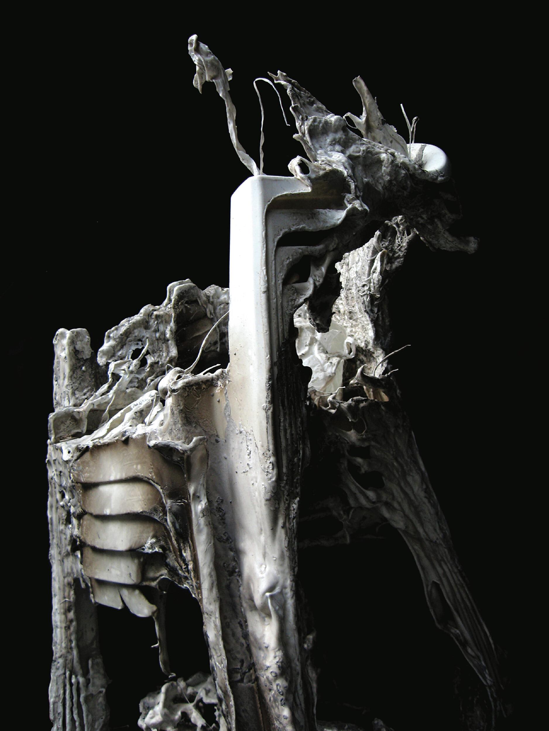 Burnout — Courtesy Krupic Kersting Gallery, Cologne