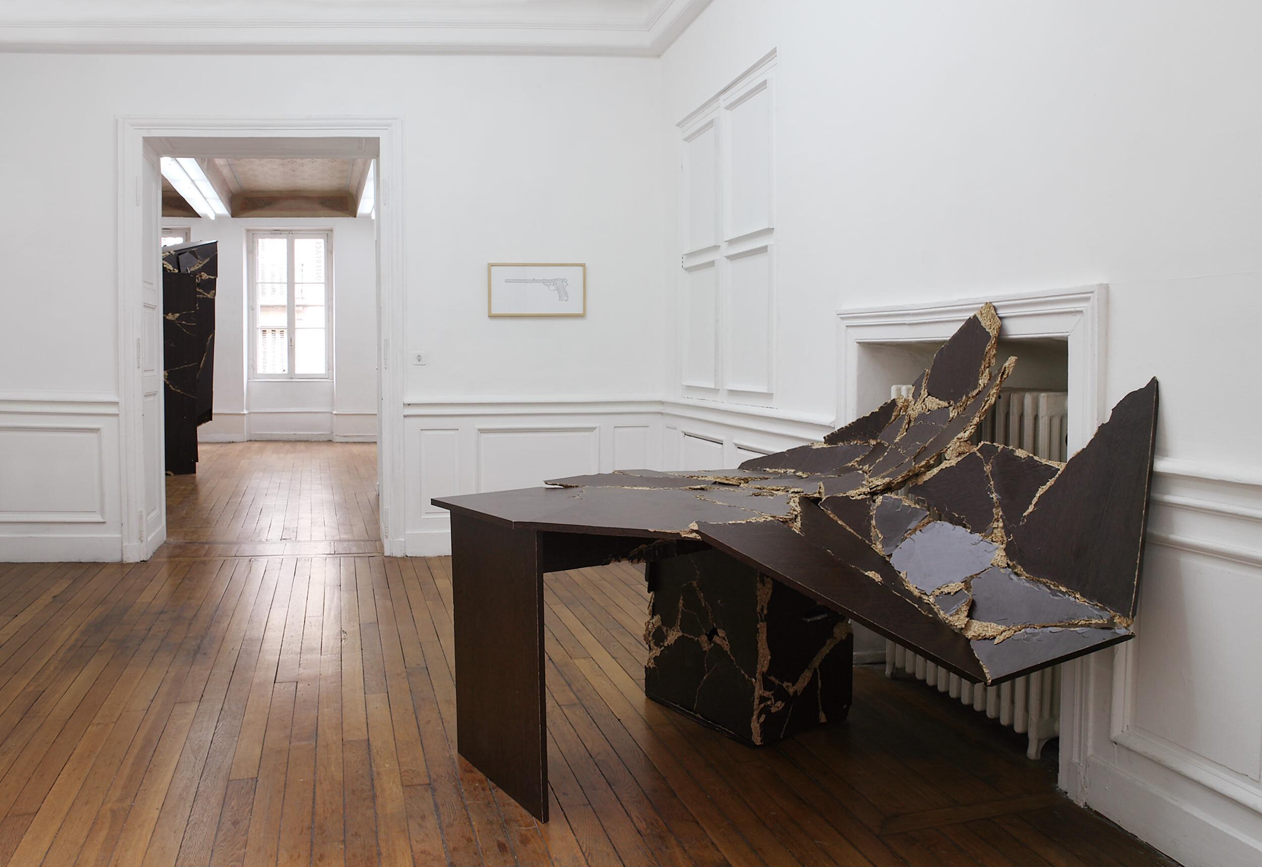 Inception — Courtesy Patricia Dorfmann Gallery, Paris