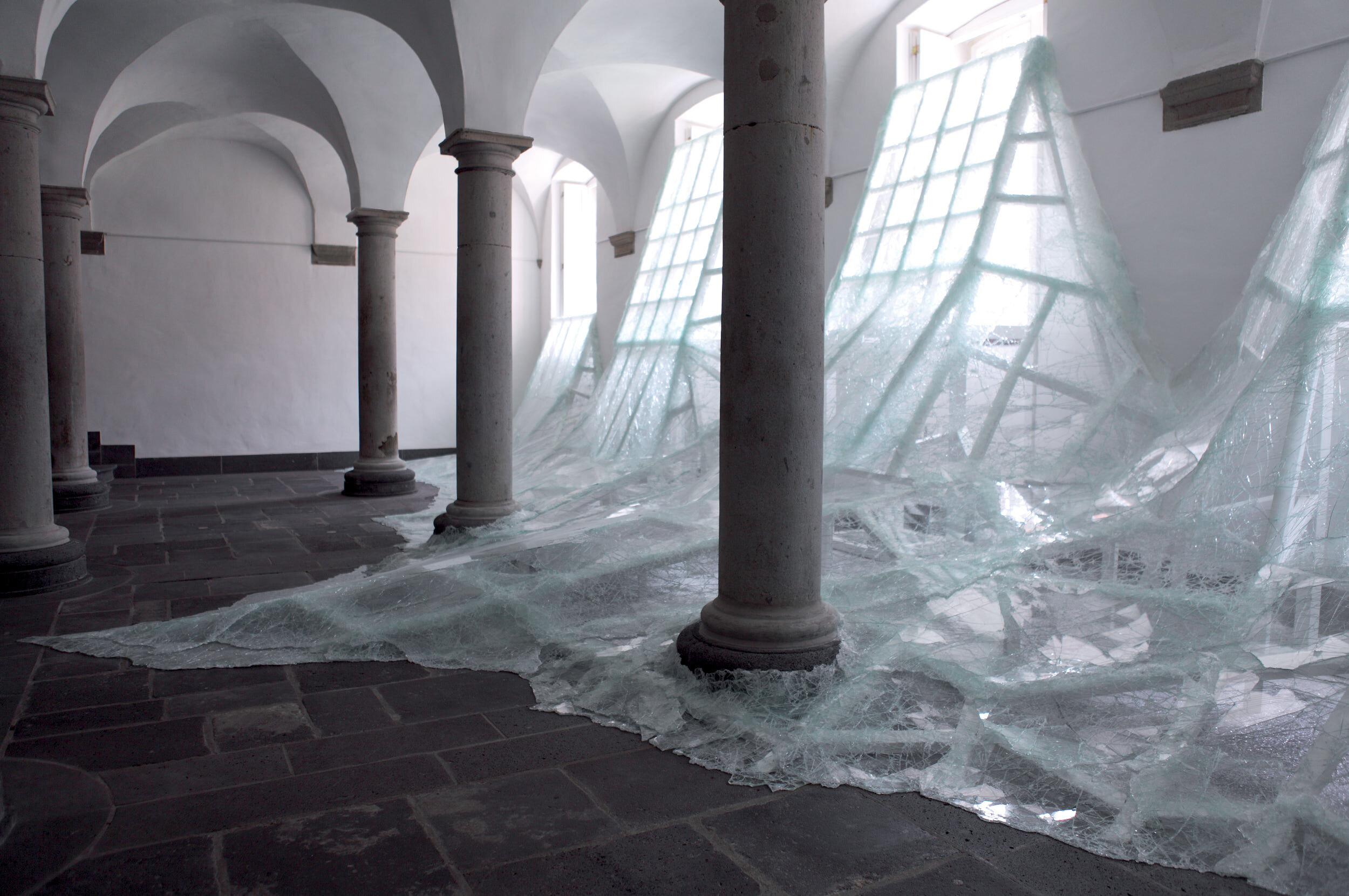 Aérial — Courtesy Krupic Kersting Gallery, Cologne