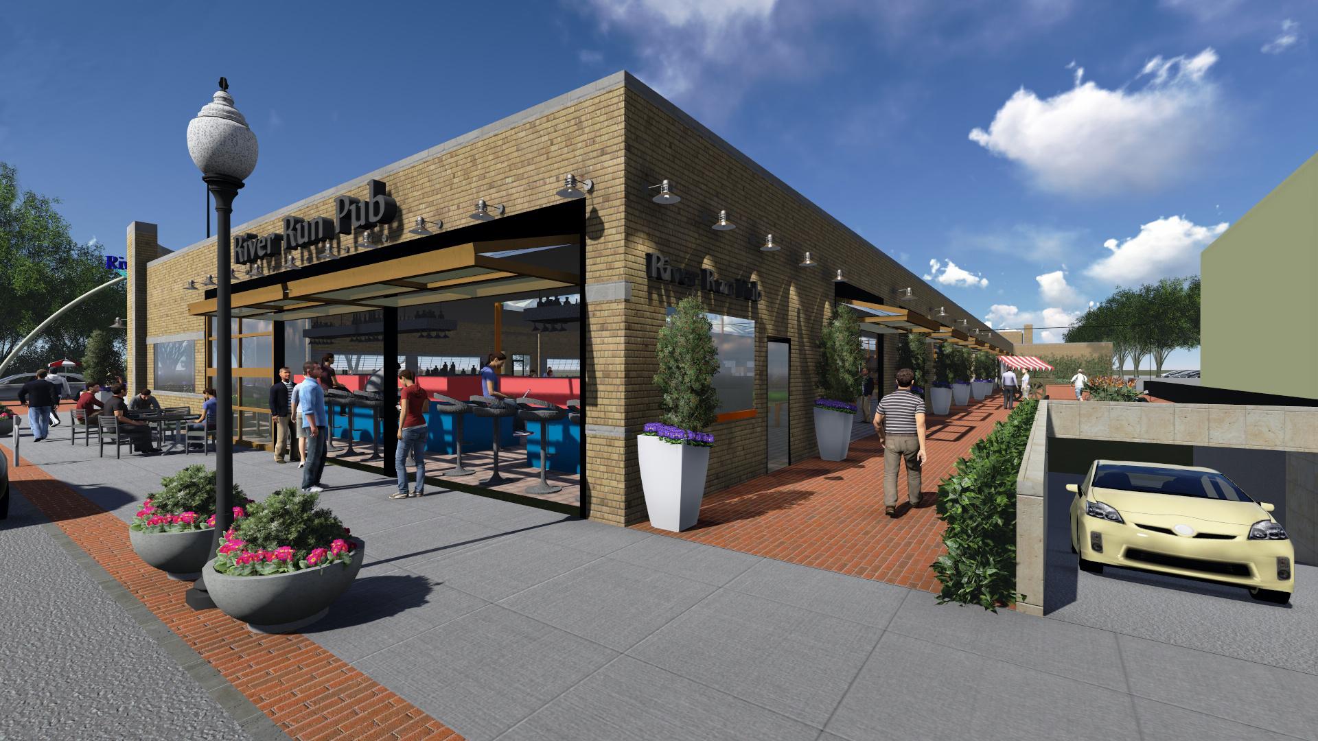 River Run Pub + Public Market