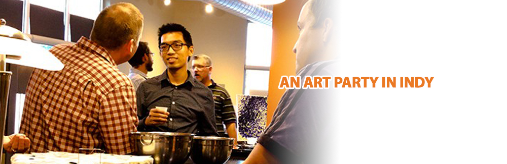 An Art Party In Indy