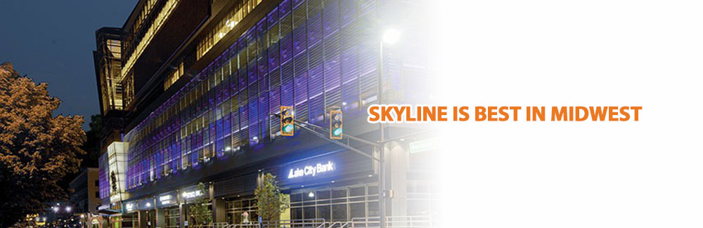 Skyline Is Best In Midwest