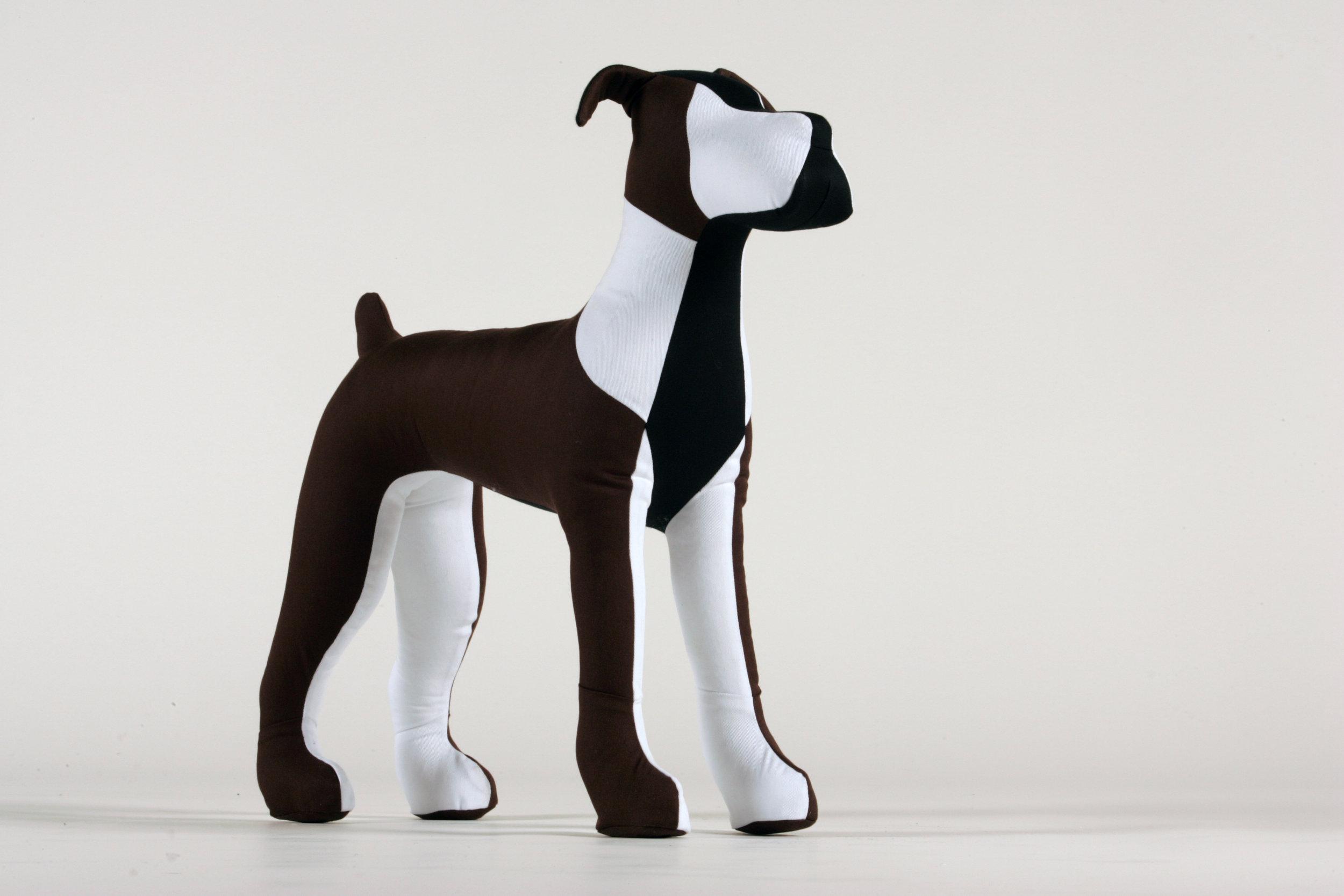 Mini Schnauzer Dog Mannequin